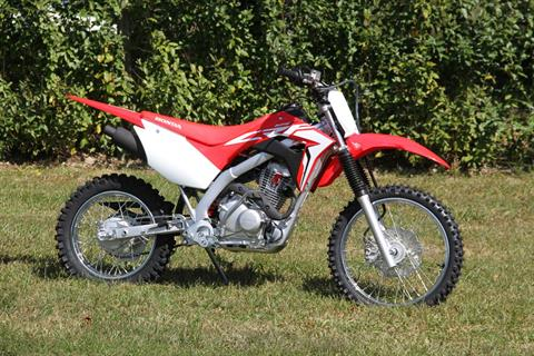 2021 Honda CRF125F in Hendersonville, North Carolina - Photo 7