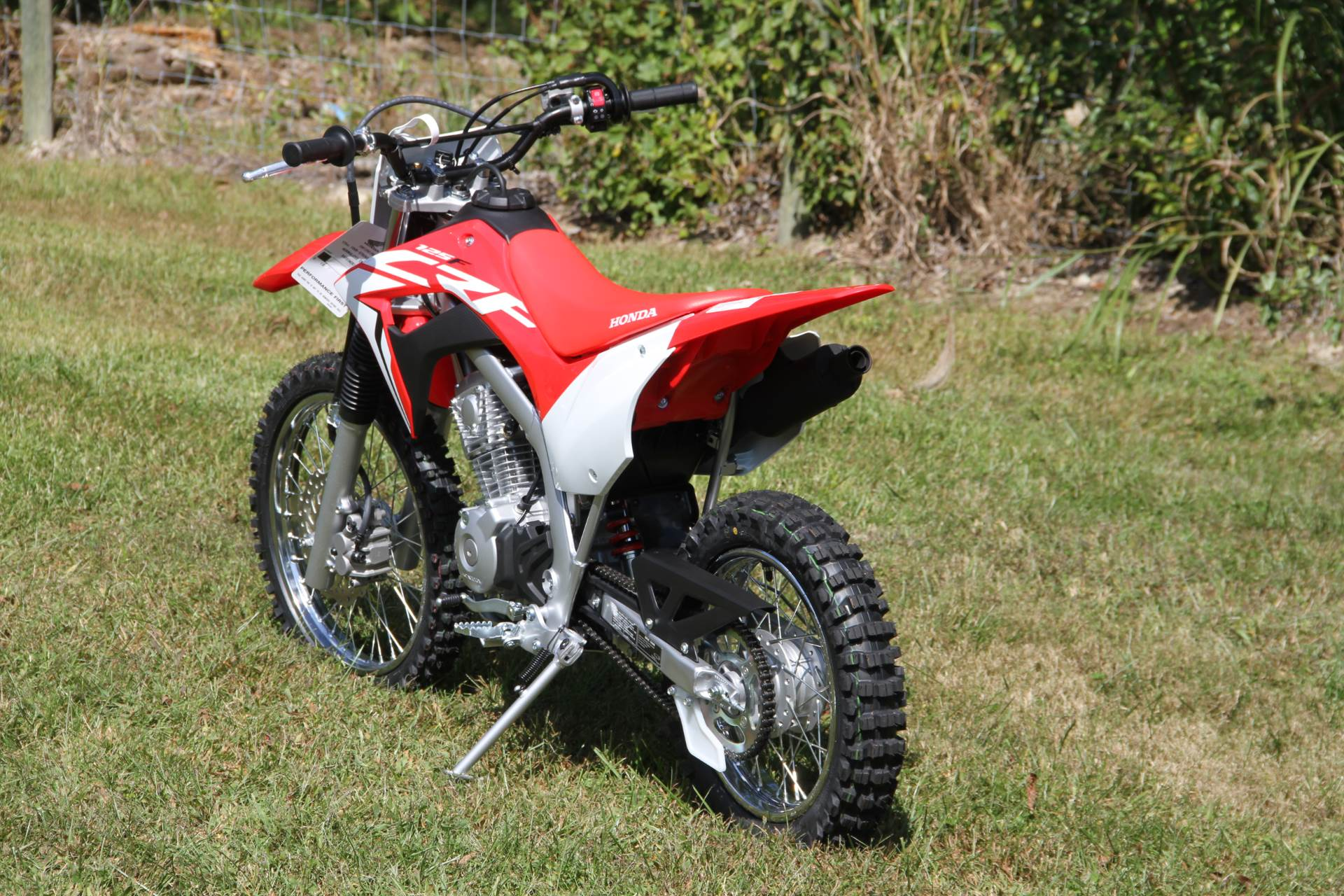 2021 Honda CRF125F in Hendersonville, North Carolina - Photo 15