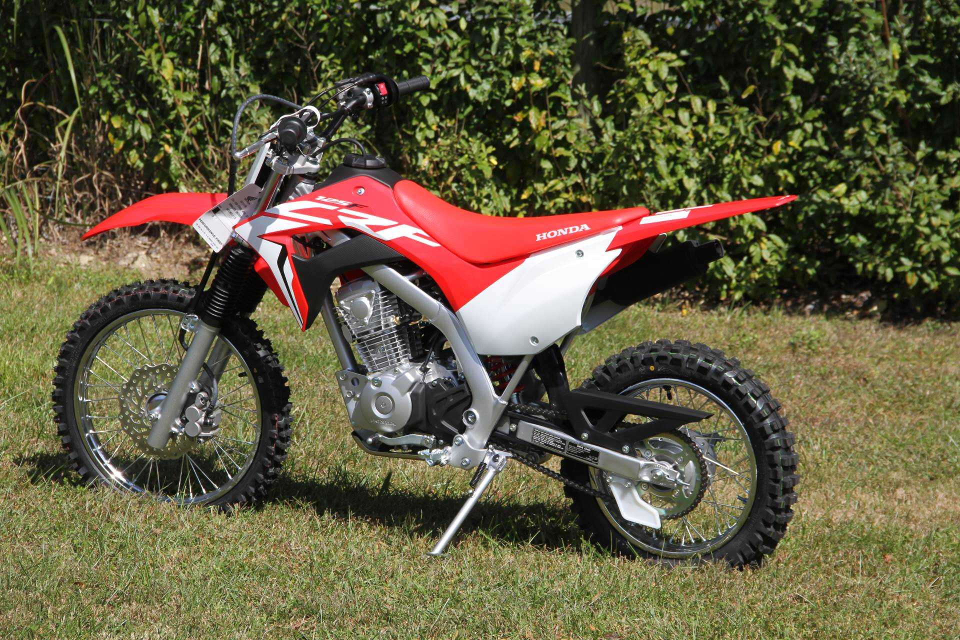 2021 Honda CRF125F in Hendersonville, North Carolina - Photo 16