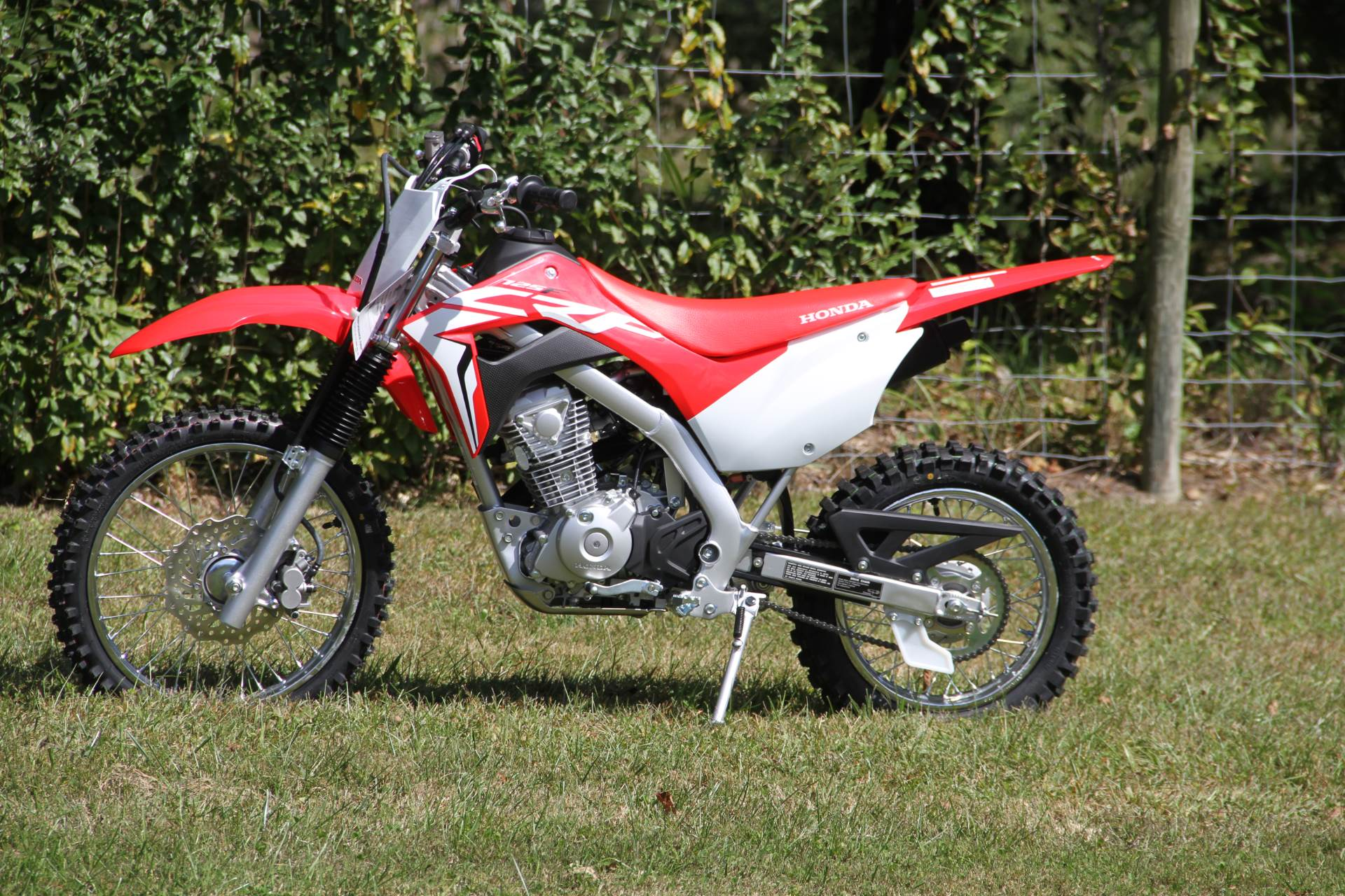 2021 Honda CRF125F in Hendersonville, North Carolina - Photo 19
