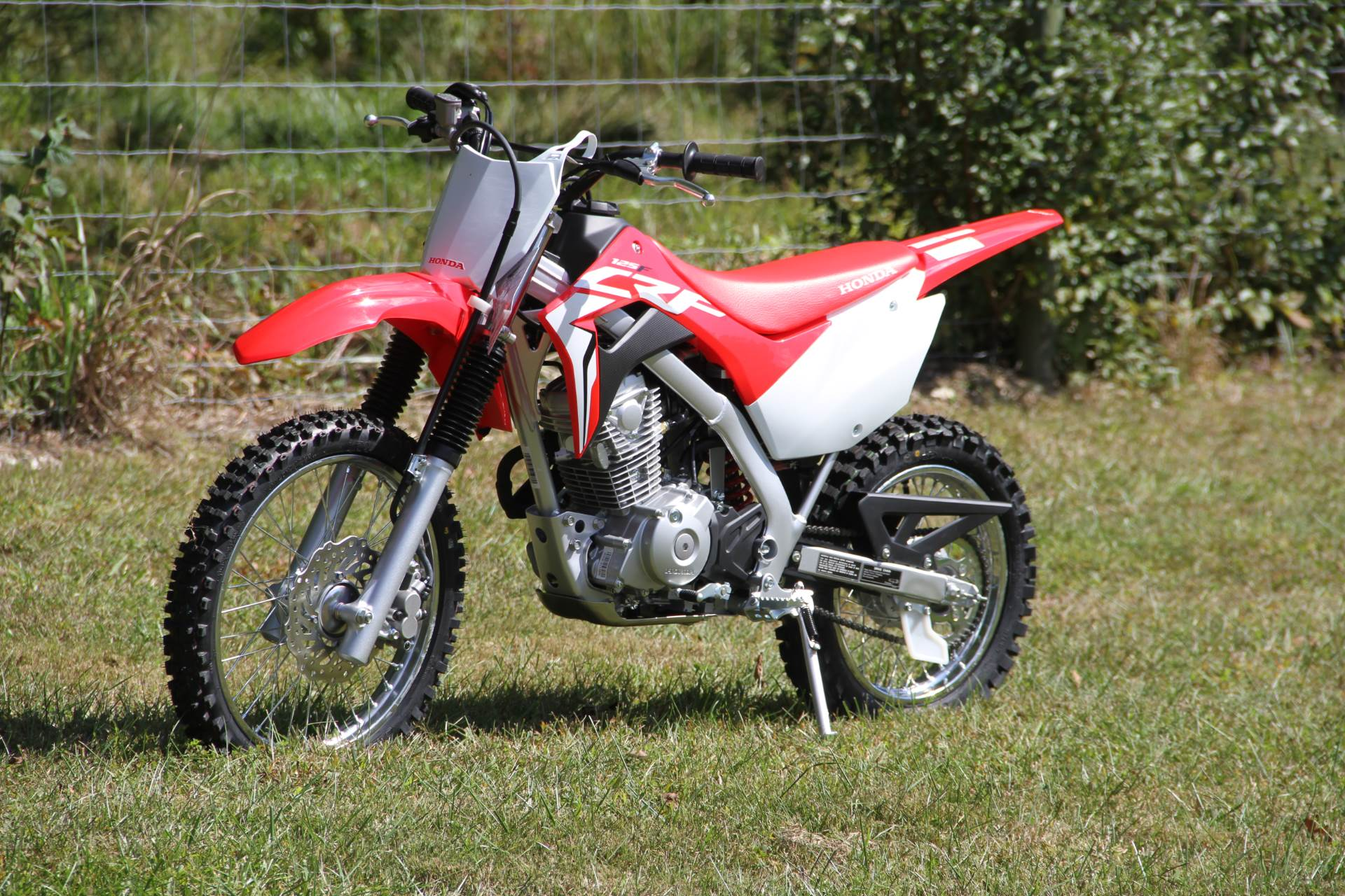 2021 Honda CRF125F in Hendersonville, North Carolina - Photo 22