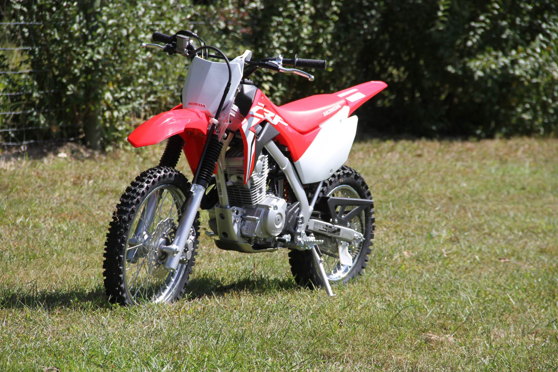 2021 Honda CRF125F in Hendersonville, North Carolina - Photo 23