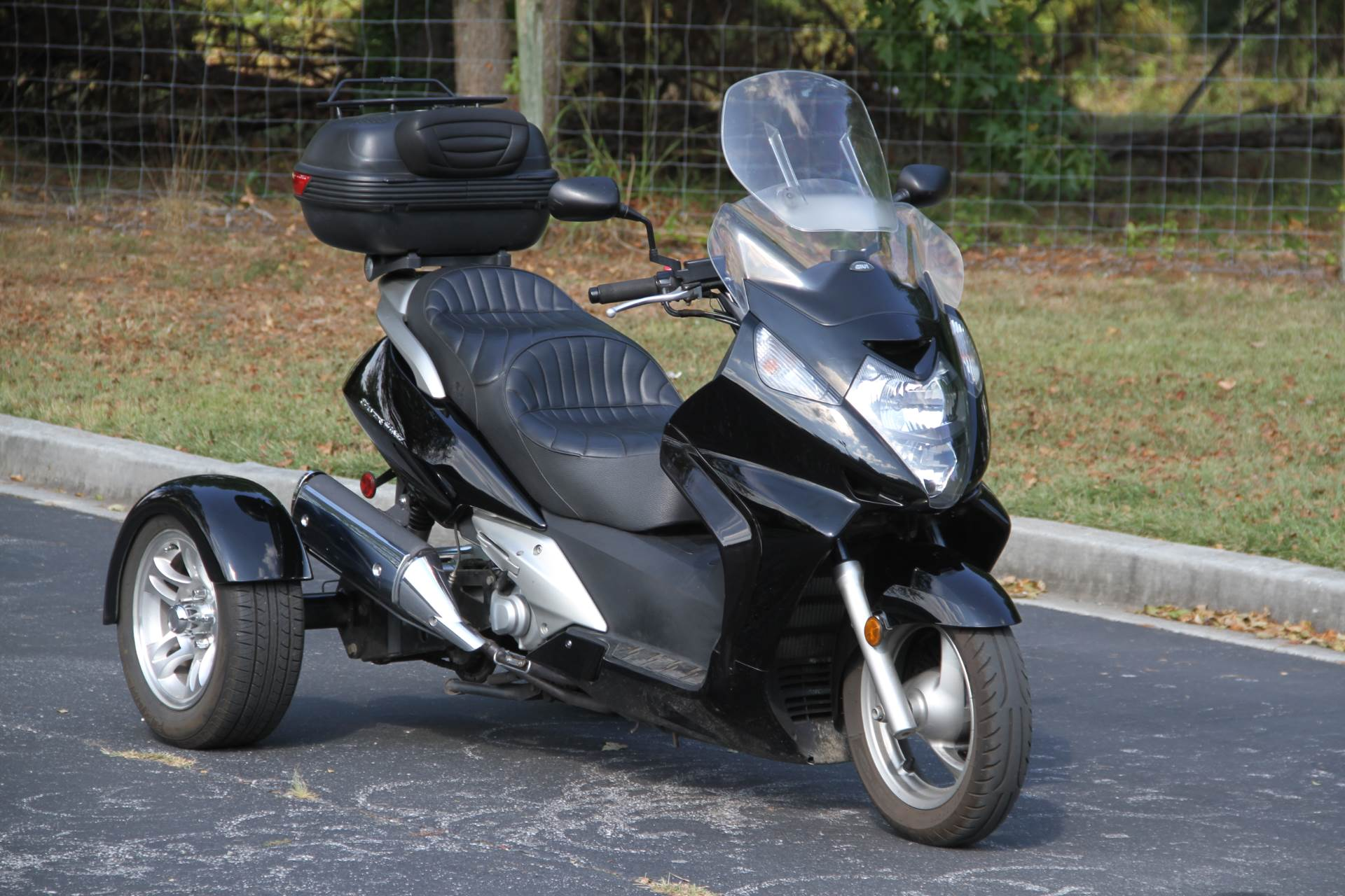 2012 Honda Silver Wing® ABS in Hendersonville, North Carolina - Photo 1