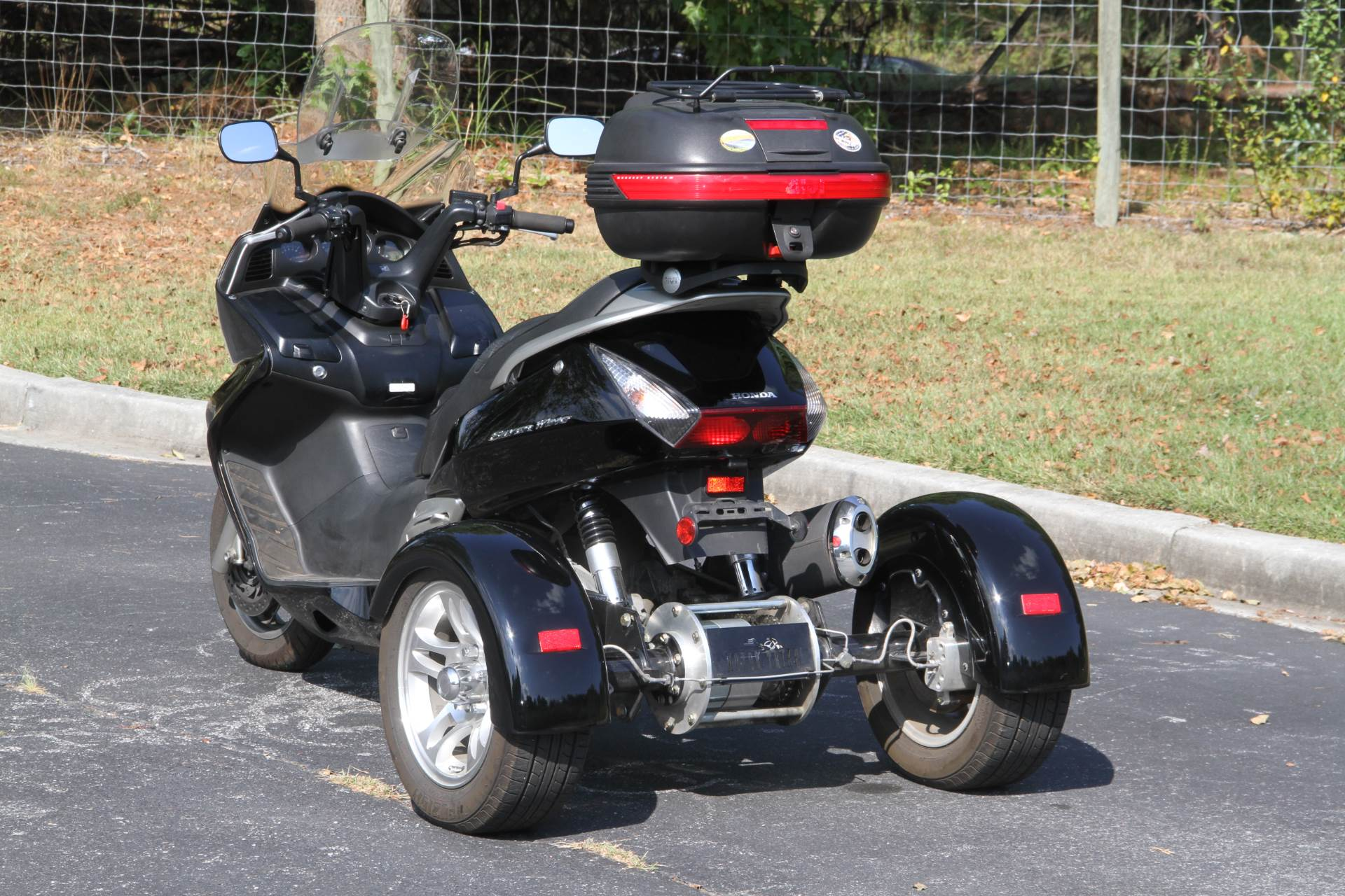 2012 Honda Silver Wing® ABS in Hendersonville, North Carolina - Photo 9