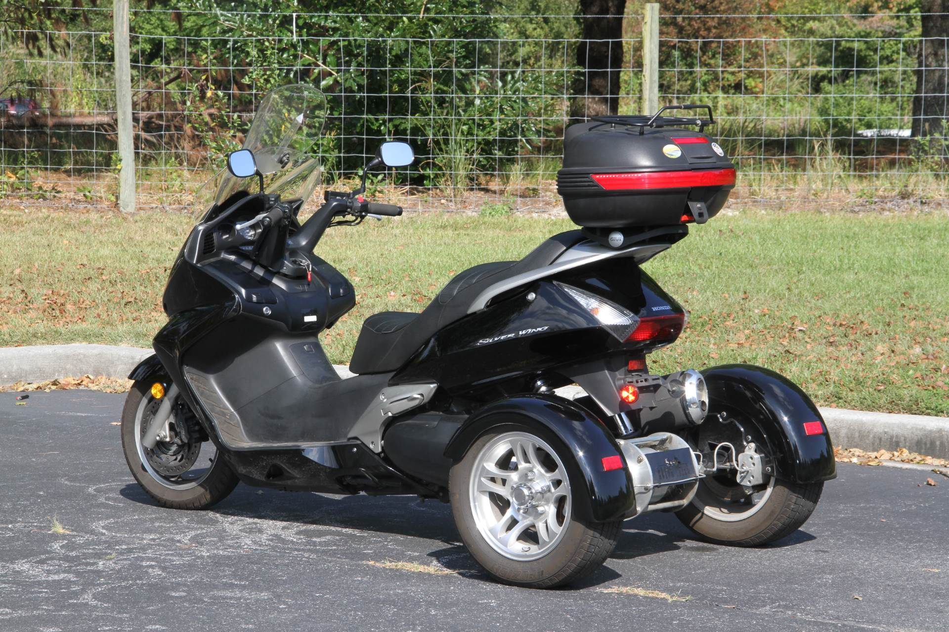 2012 Honda Silver Wing® ABS in Hendersonville, North Carolina - Photo 10