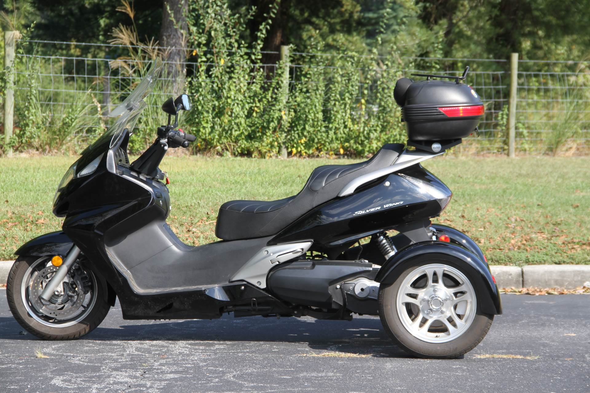 2012 Honda Silver Wing® ABS in Hendersonville, North Carolina - Photo 11