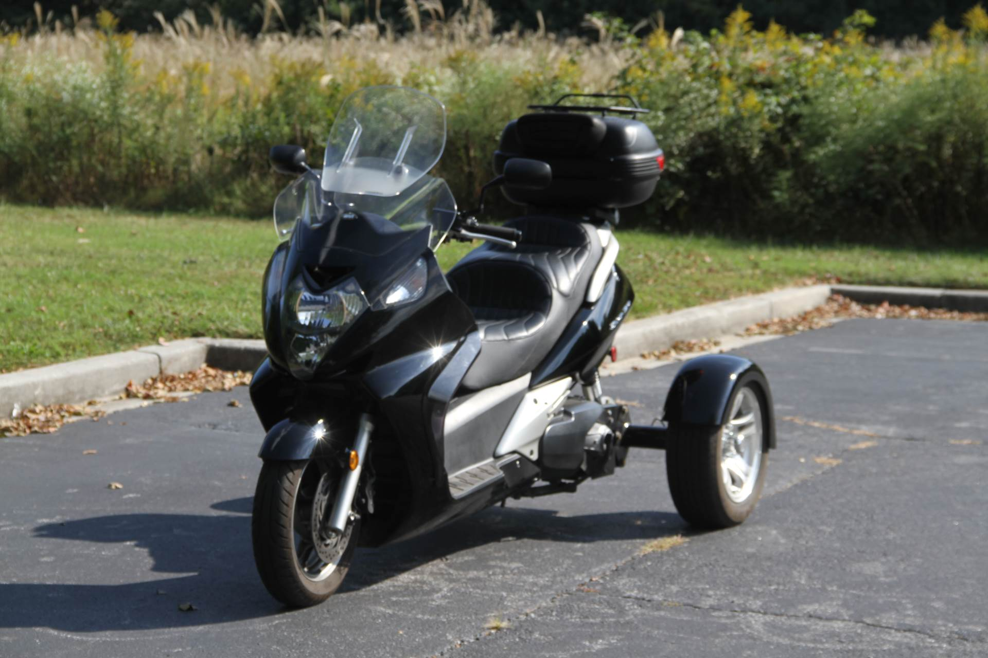 2012 Honda Silver Wing® ABS in Hendersonville, North Carolina - Photo 13