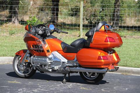 2002 Honda Gold Wing in Hendersonville, North Carolina
