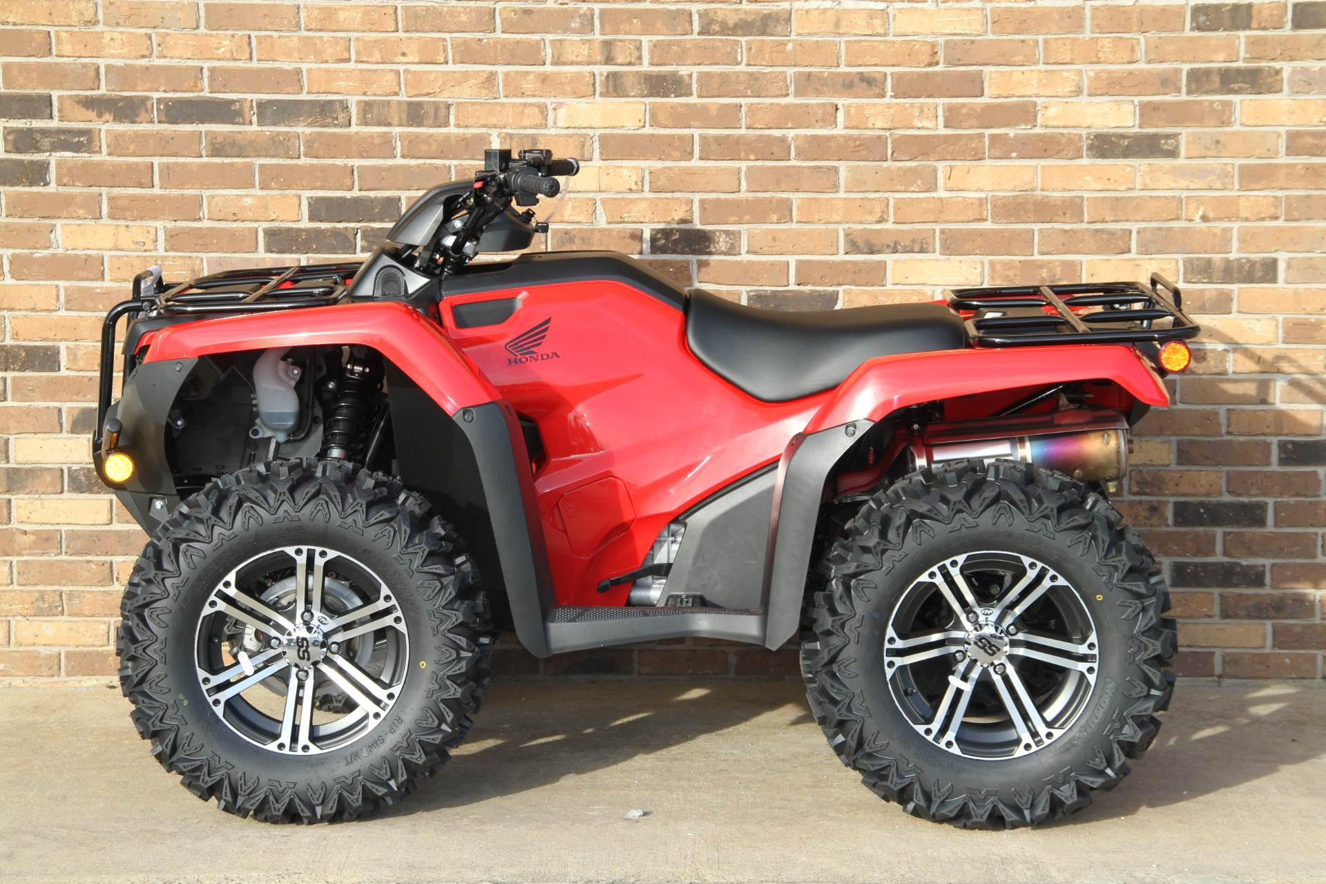 2019 Honda FourTrax Rancher in Hendersonville, North Carolina - Photo 1