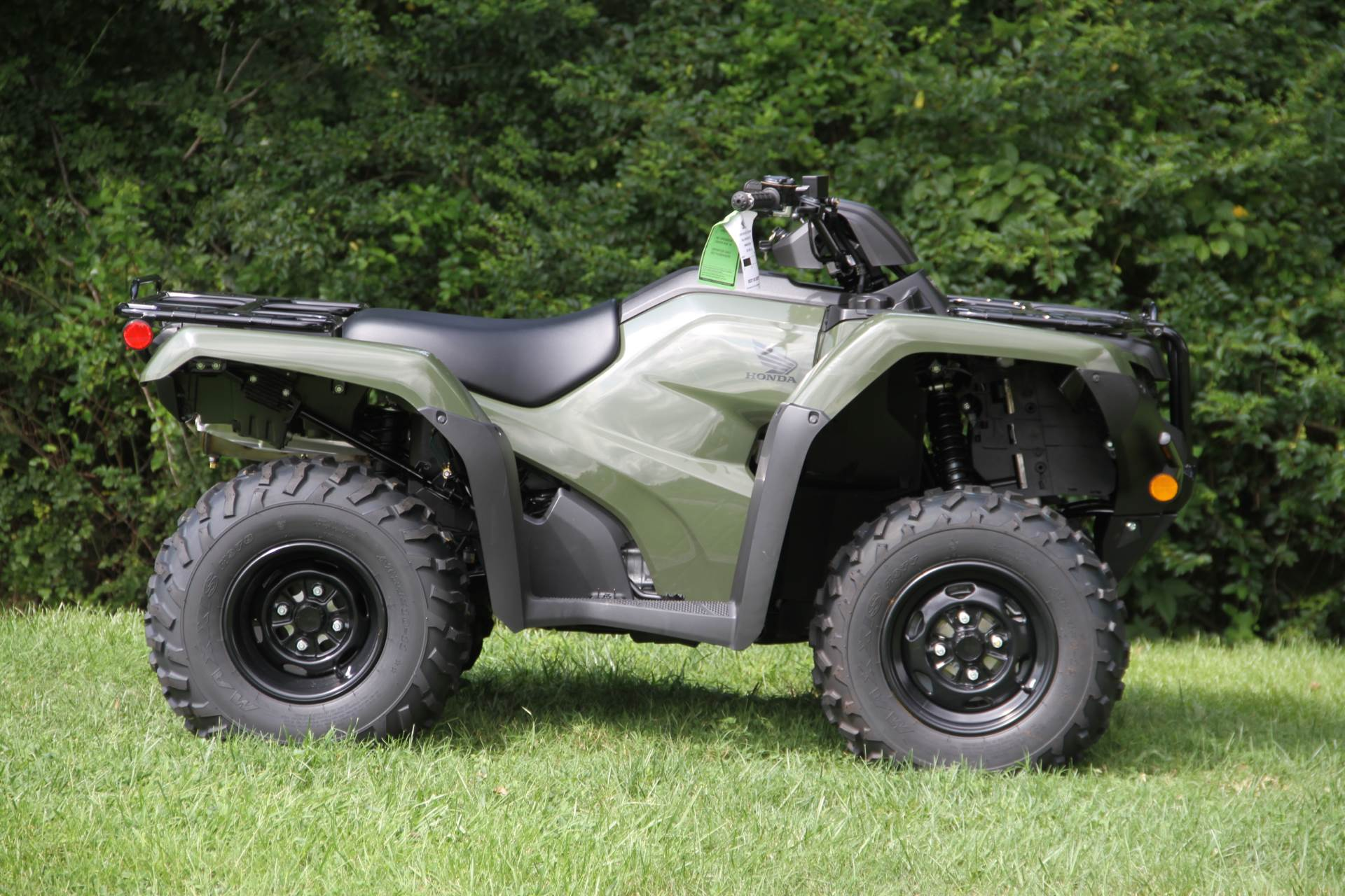 2021 Honda FourTrax Rancher in Hendersonville, North Carolina - Photo 2