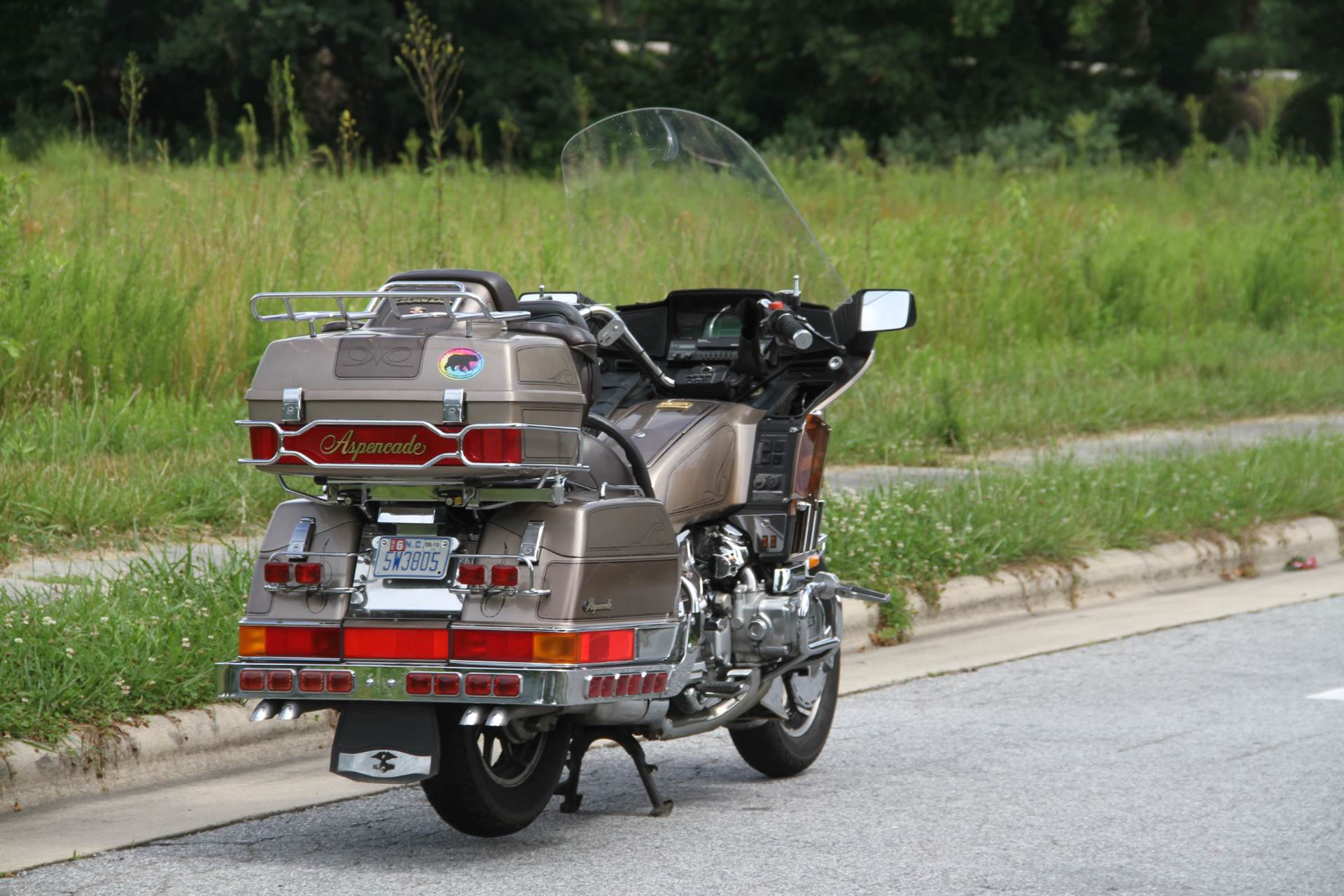 1984 Honda GL1200 Aspencade in Hendersonville, North Carolina - Photo 11