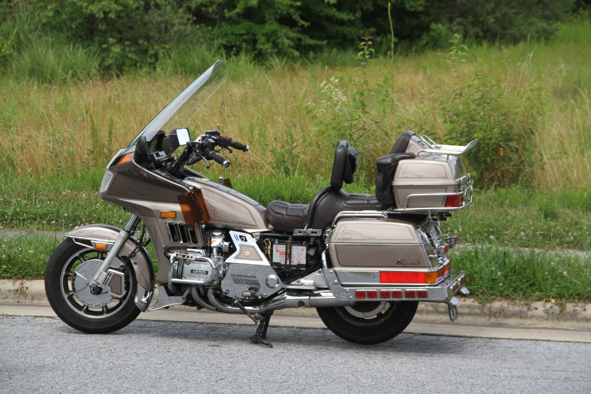 1984 Honda GL1200 Aspencade in Hendersonville, North Carolina - Photo 18