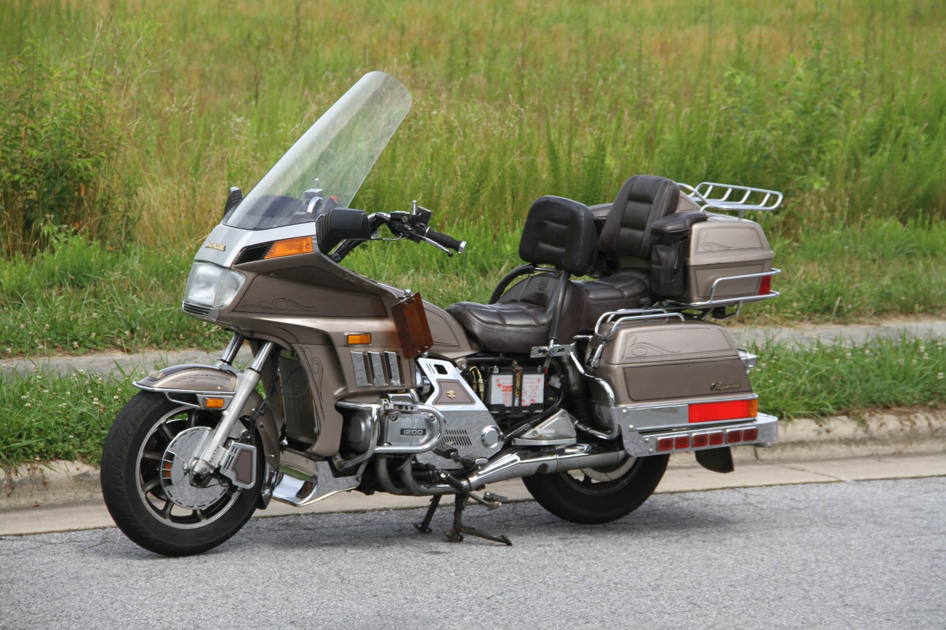 1984 Honda GL1200 Aspencade in Hendersonville, North Carolina - Photo 20