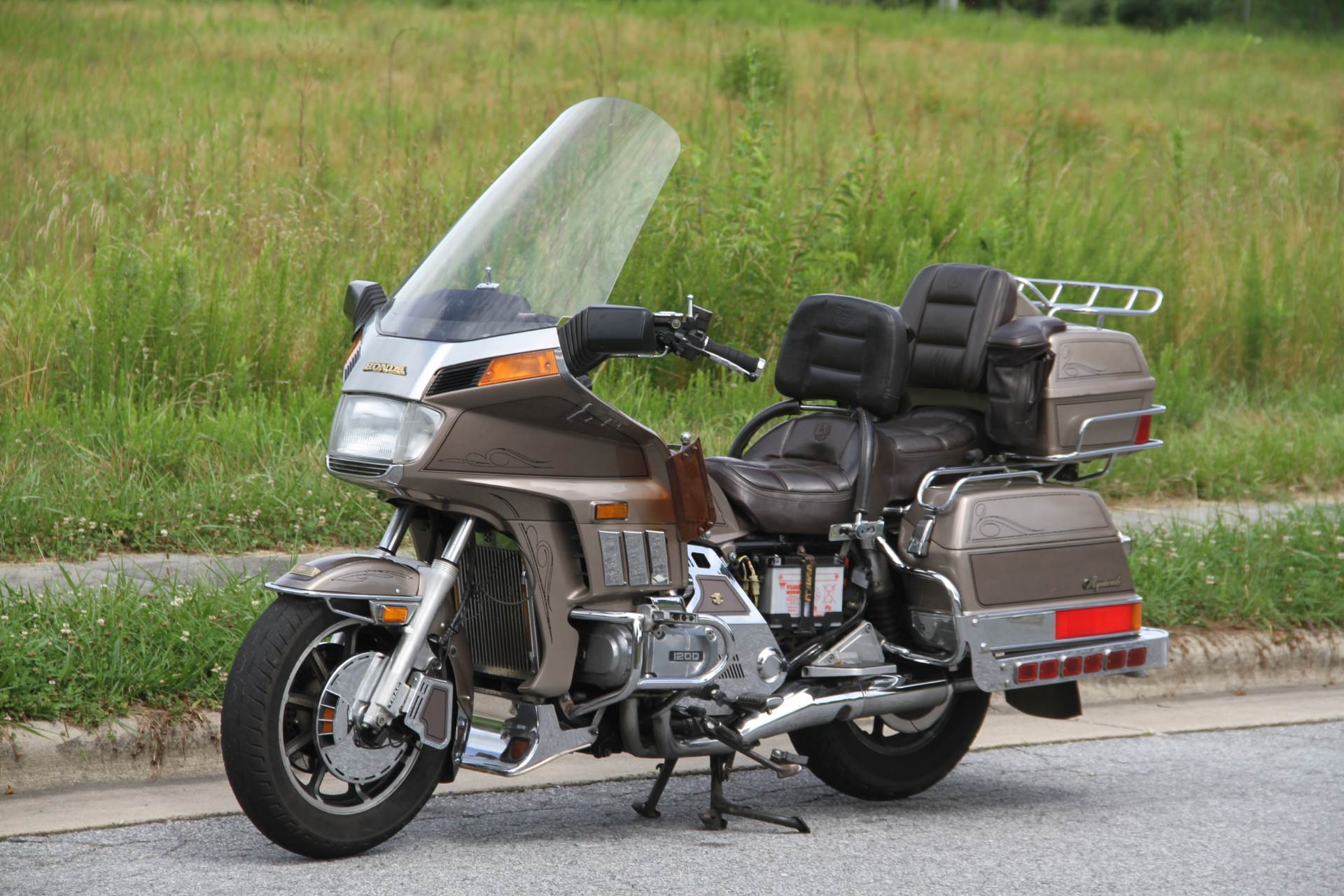 1984 Honda GL1200 Aspencade in Hendersonville, North Carolina - Photo 21
