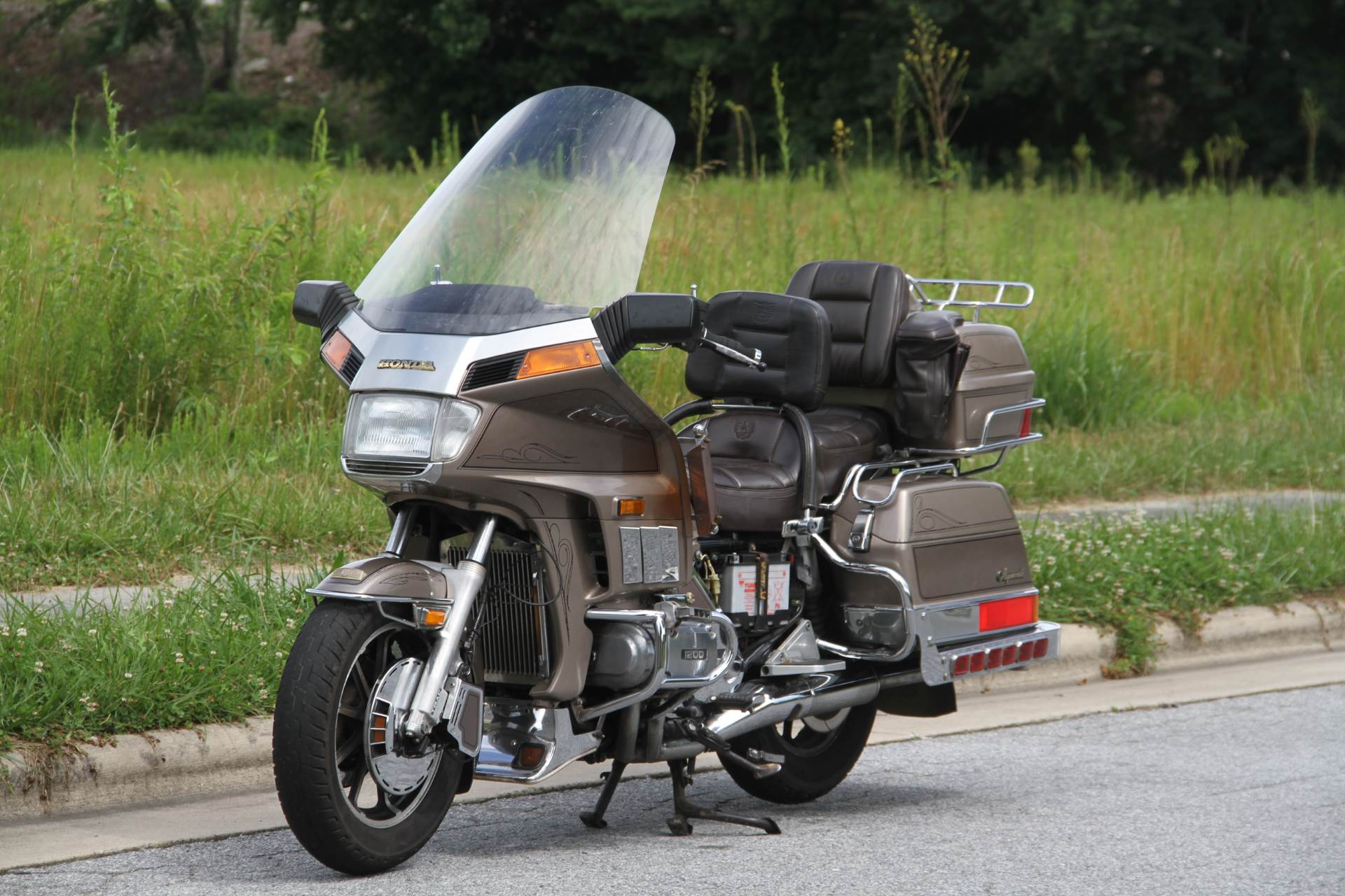 1984 Honda GL1200 Aspencade in Hendersonville, North Carolina - Photo 22