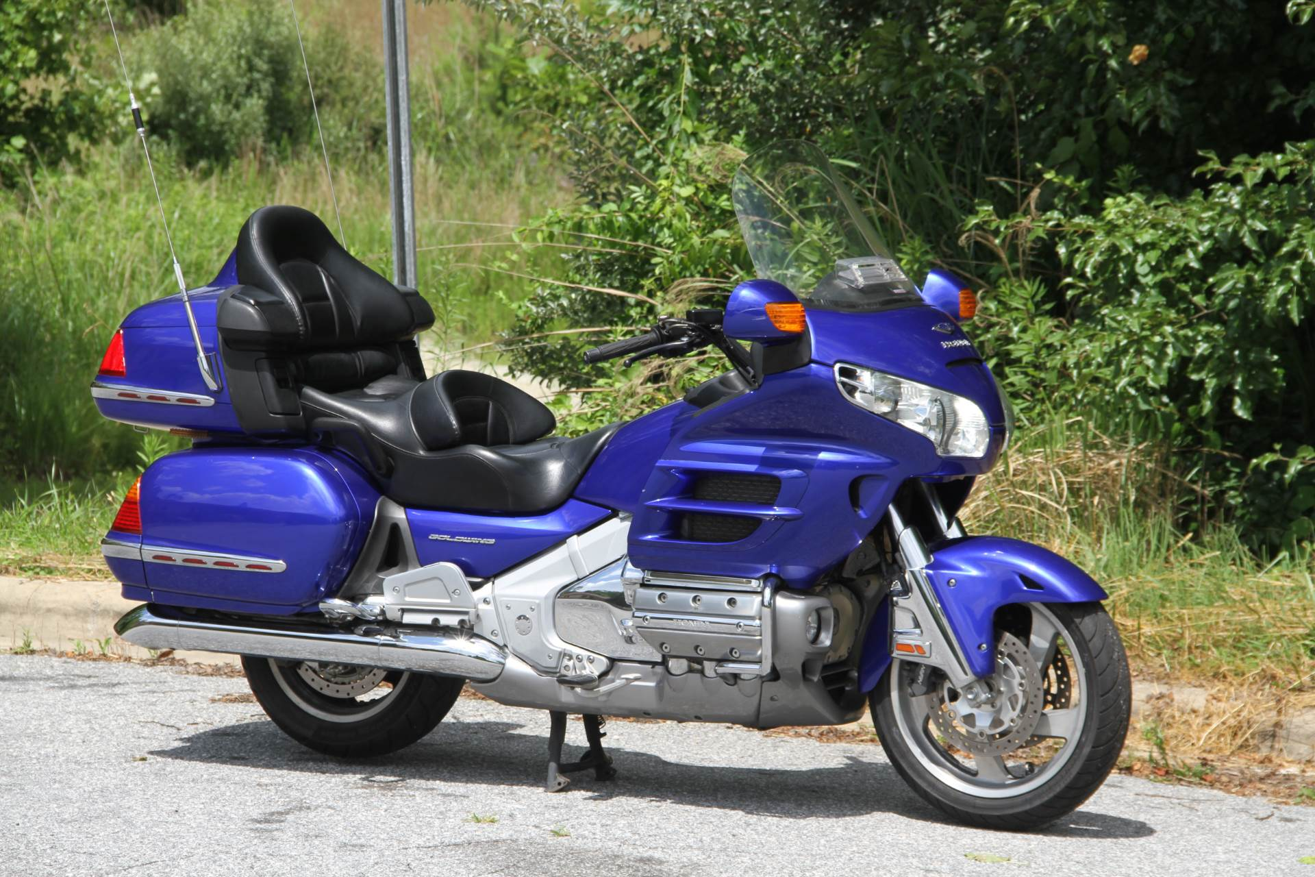 2005 Honda Gold Wing® in Hendersonville, North Carolina - Photo 5