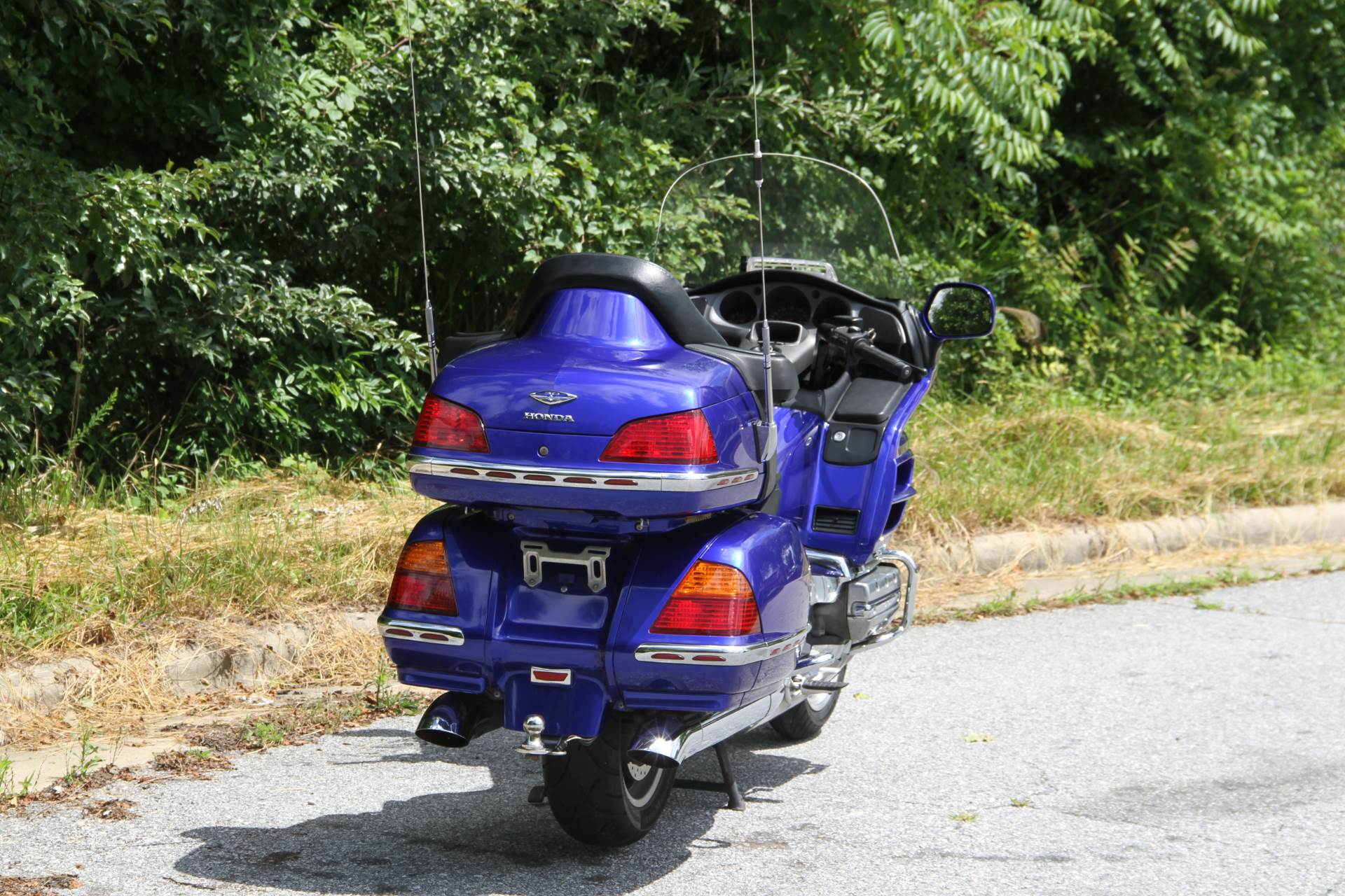 2005 Honda Gold Wing® in Hendersonville, North Carolina - Photo 13
