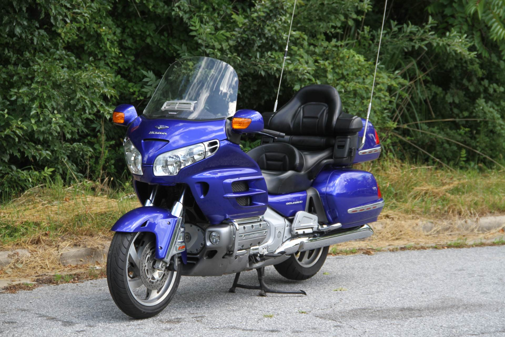 2005 Honda Gold Wing® in Hendersonville, North Carolina - Photo 21