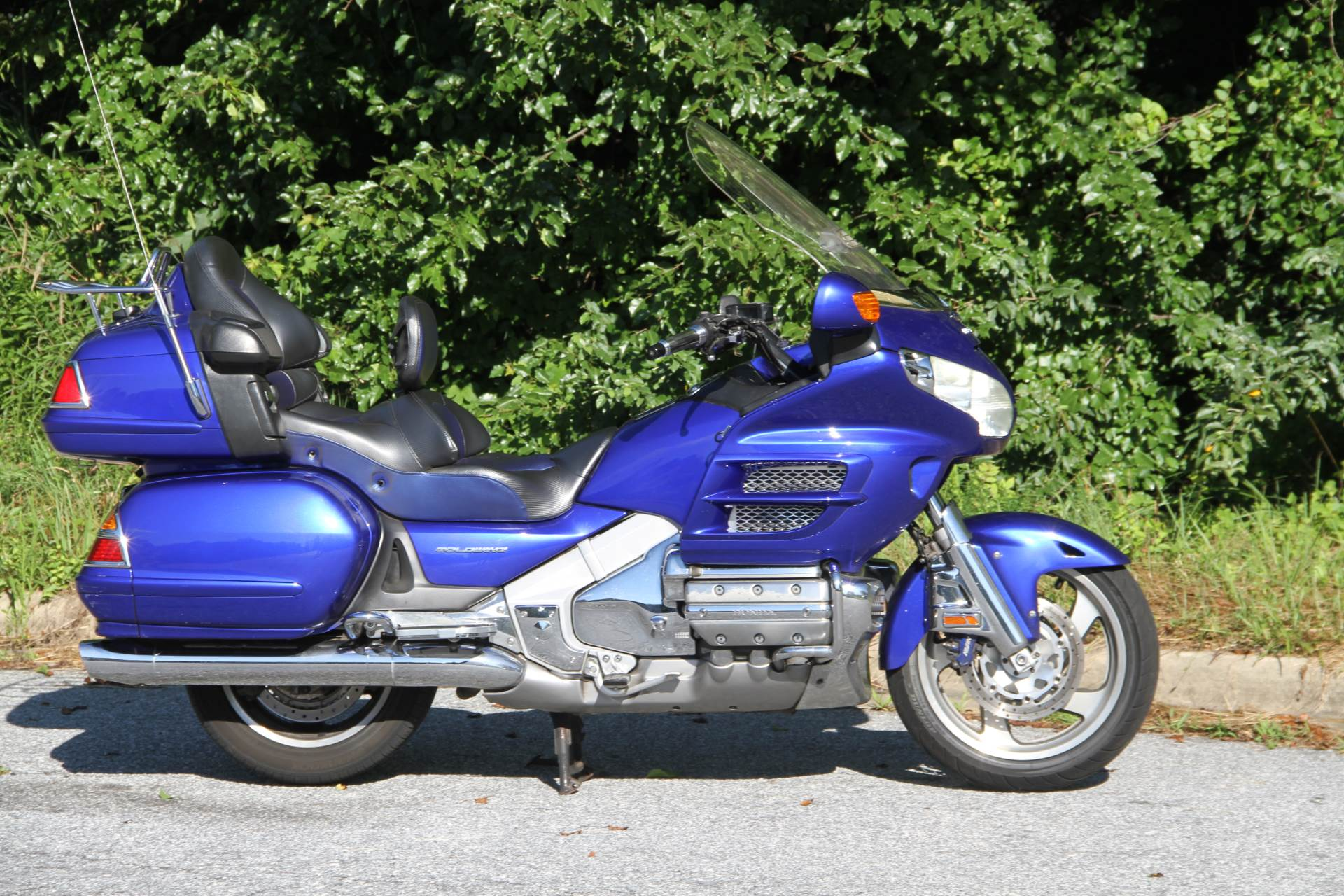2005 Honda Gold Wing® in Hendersonville, North Carolina - Photo 2