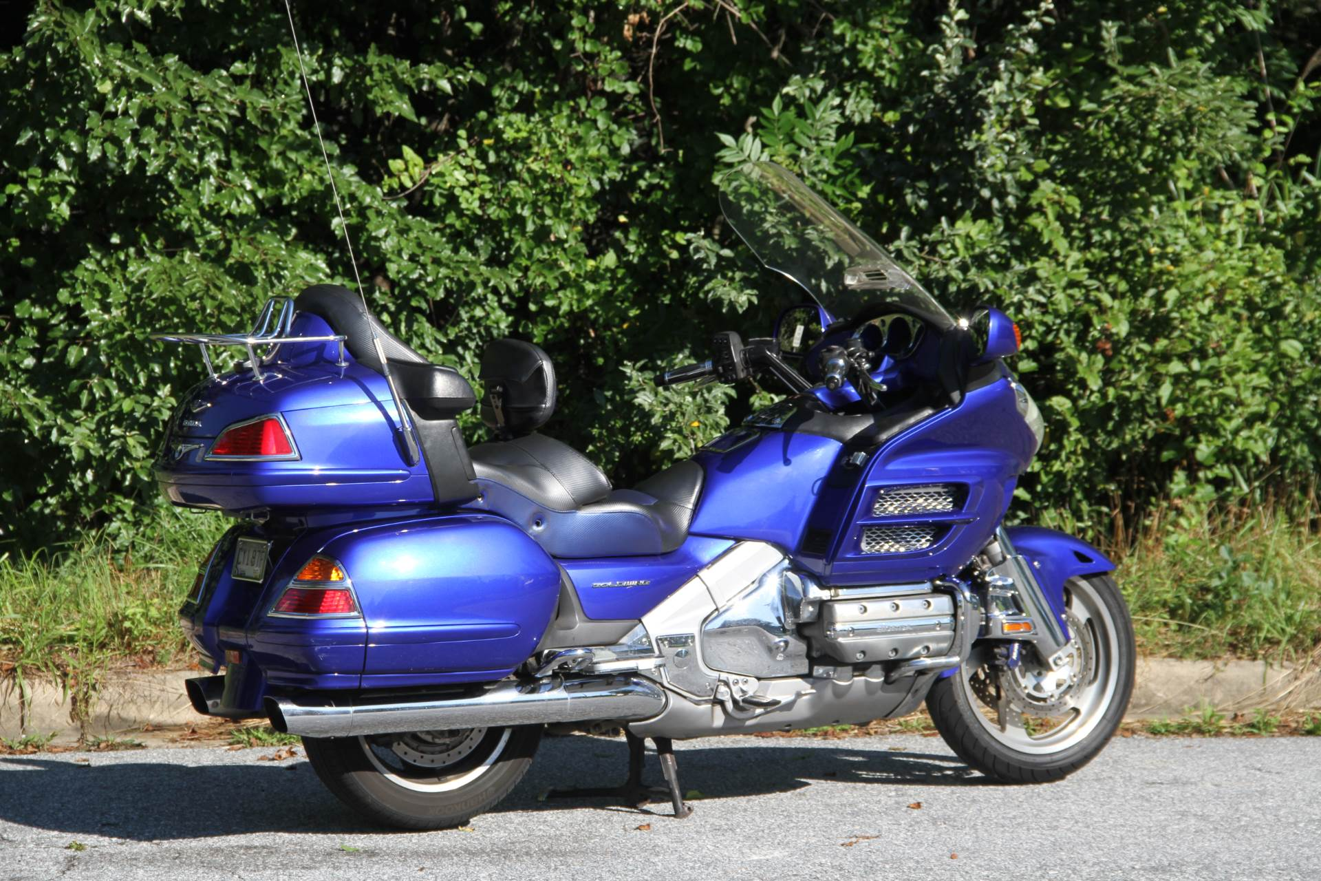 2005 Honda Gold Wing® in Hendersonville, North Carolina - Photo 8