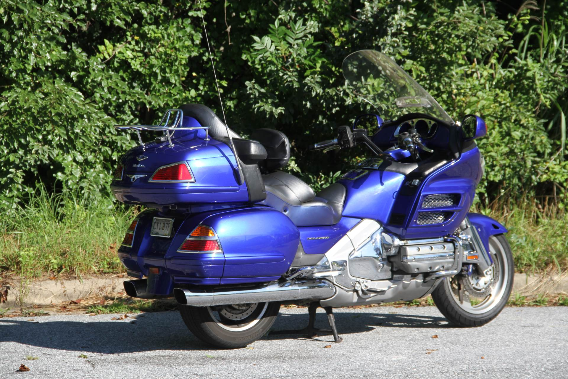 2005 Honda Gold Wing® in Hendersonville, North Carolina - Photo 9