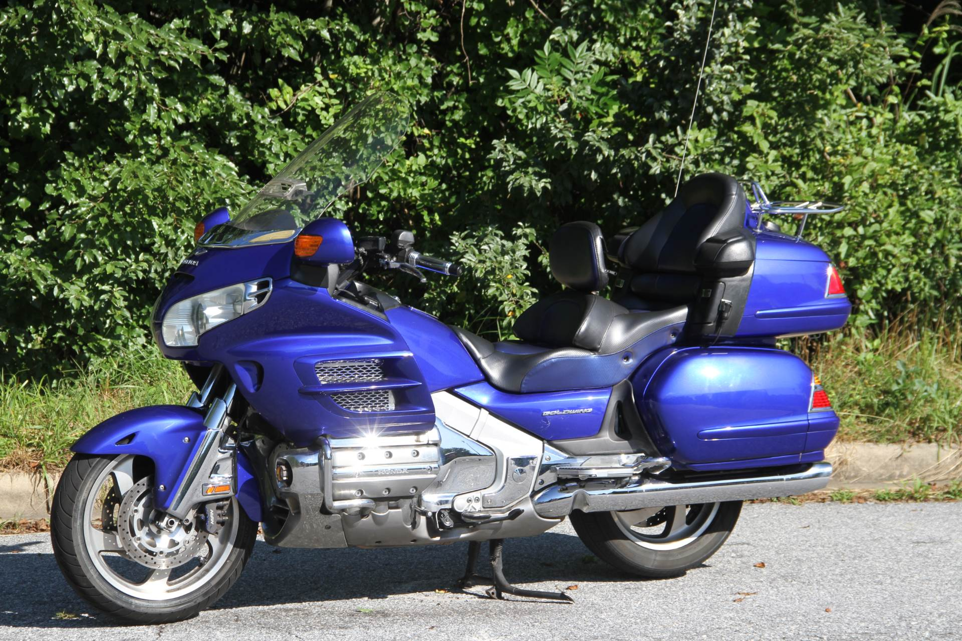 2005 Honda Gold Wing® in Hendersonville, North Carolina - Photo 1
