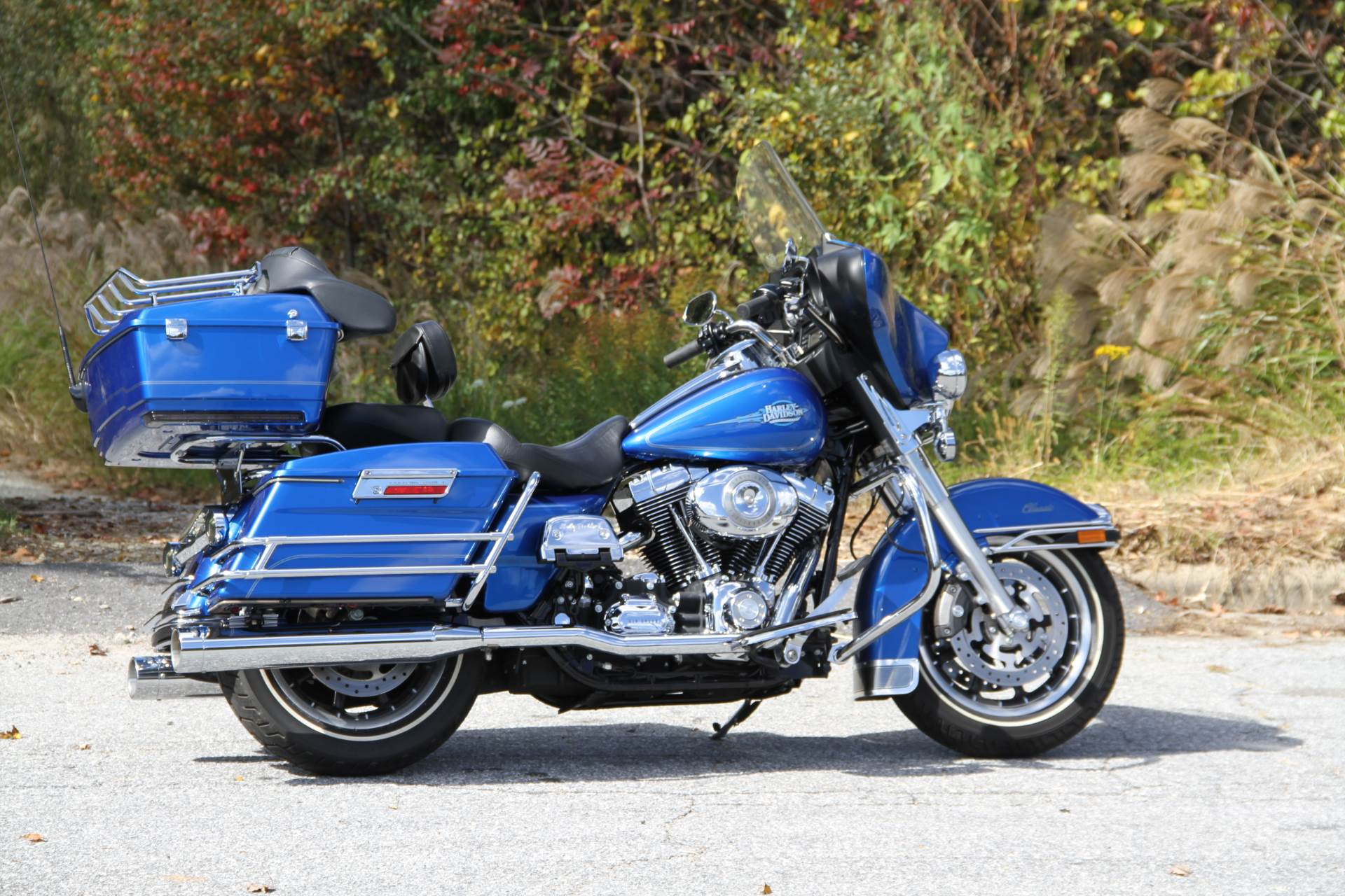 2008 Harley-Davidson Ultra Classic® Electra Glide® in Hendersonville, North Carolina