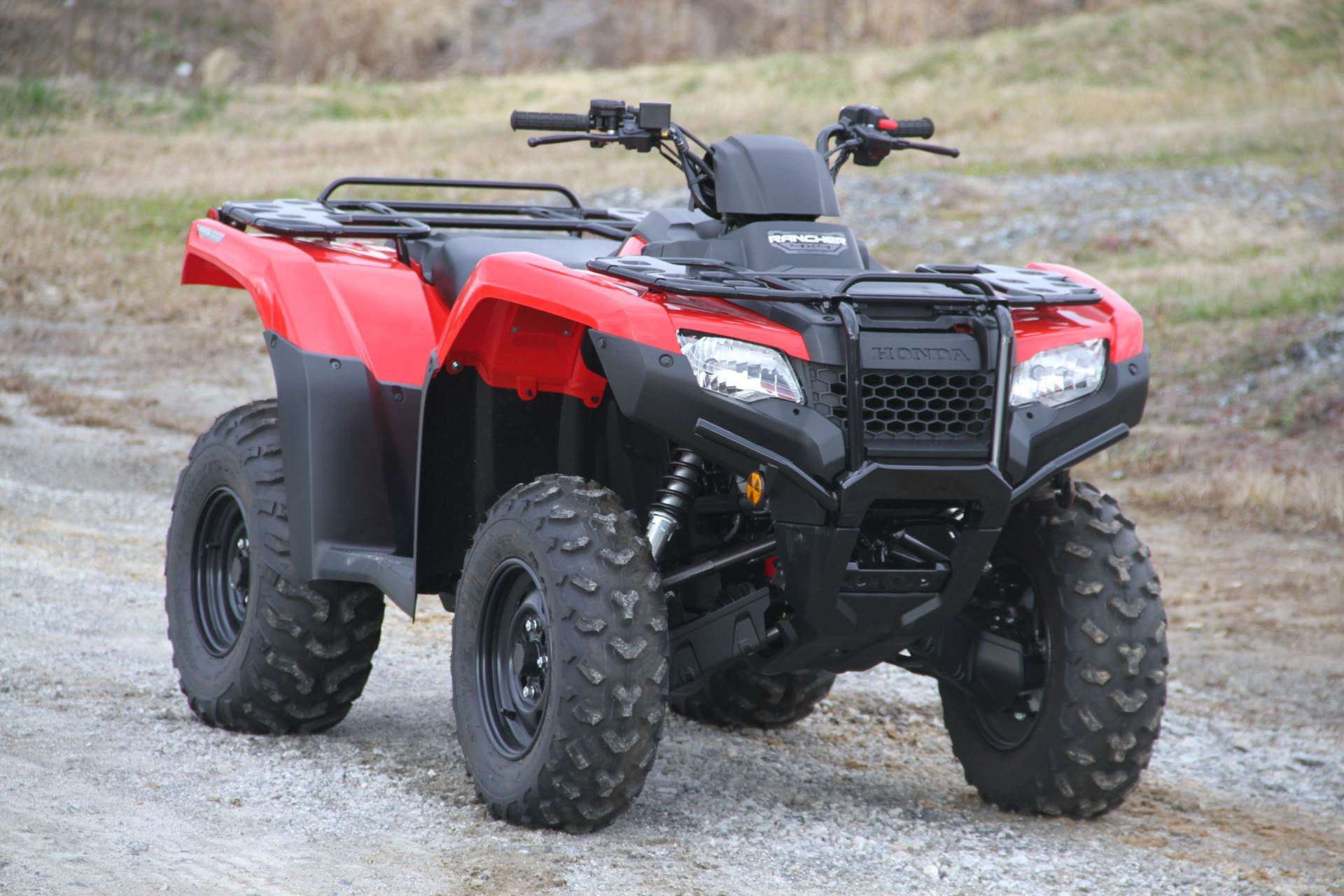 2020 Honda FourTrax Rancher 4x4 Automatic DCT IRS EPS in Hendersonville, North Carolina - Photo 4