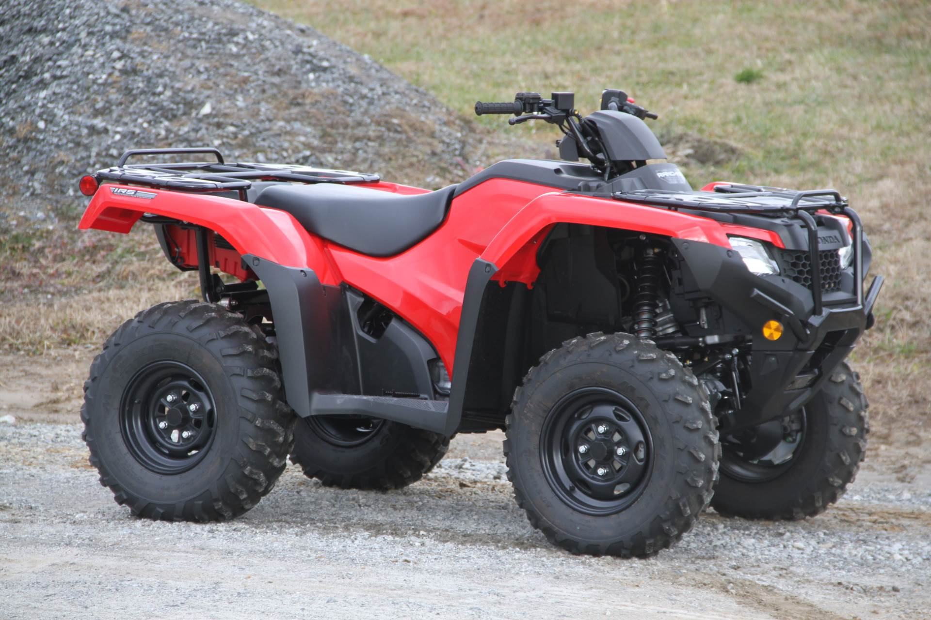 2020 Honda FourTrax Rancher 4x4 Automatic DCT IRS EPS in Hendersonville, North Carolina - Photo 1