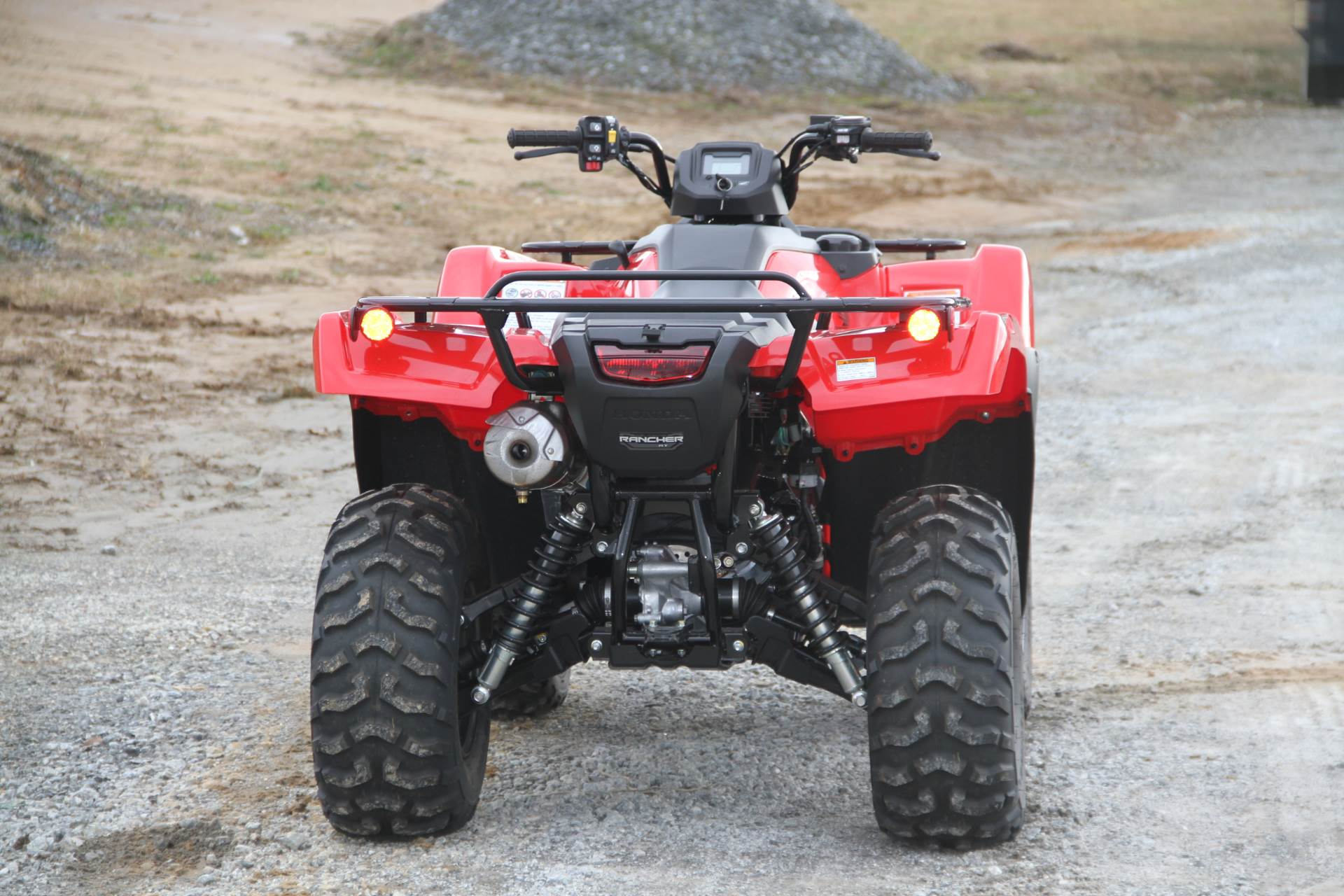 2020 Honda FourTrax Rancher 4x4 Automatic DCT IRS EPS in Hendersonville, North Carolina - Photo 10