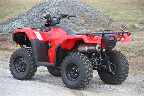 2020 Honda FourTrax Rancher 4x4 Automatic DCT IRS EPS in Hendersonville, North Carolina - Photo 12
