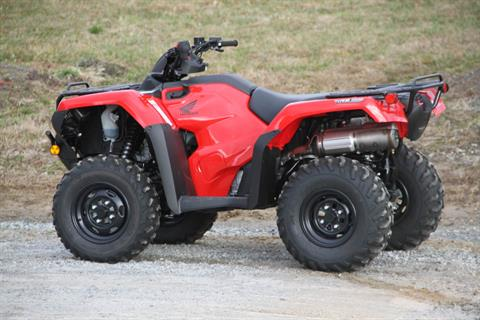 2020 Honda FourTrax Rancher 4x4 Automatic DCT IRS EPS in Hendersonville, North Carolina - Photo 13