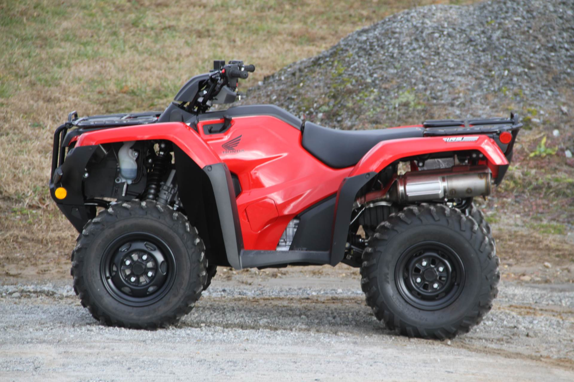 2020 Honda FourTrax Rancher 4x4 Automatic DCT IRS EPS in Hendersonville, North Carolina - Photo 14