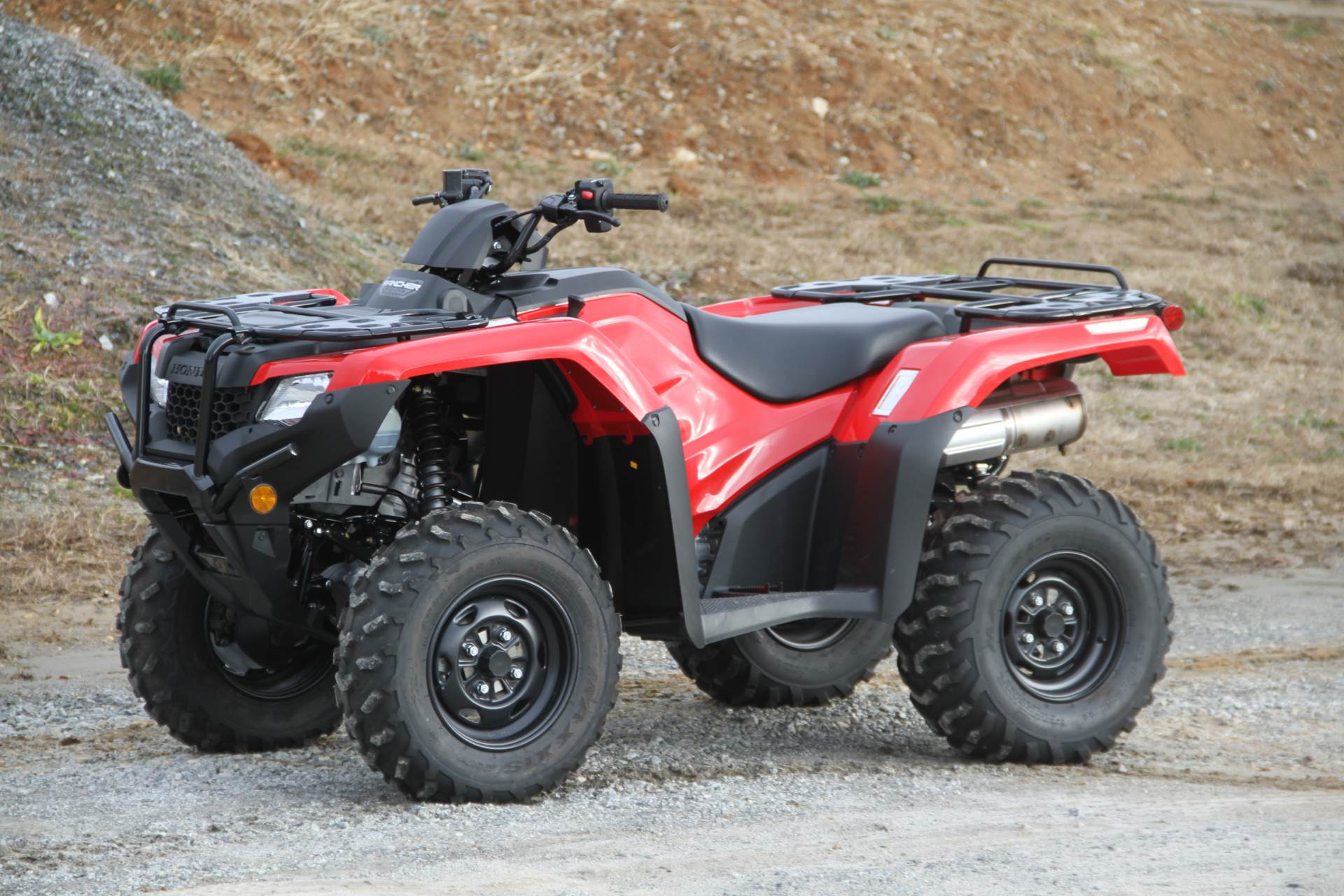 2020 Honda FourTrax Rancher 4x4 Automatic DCT IRS EPS in Hendersonville, North Carolina - Photo 15