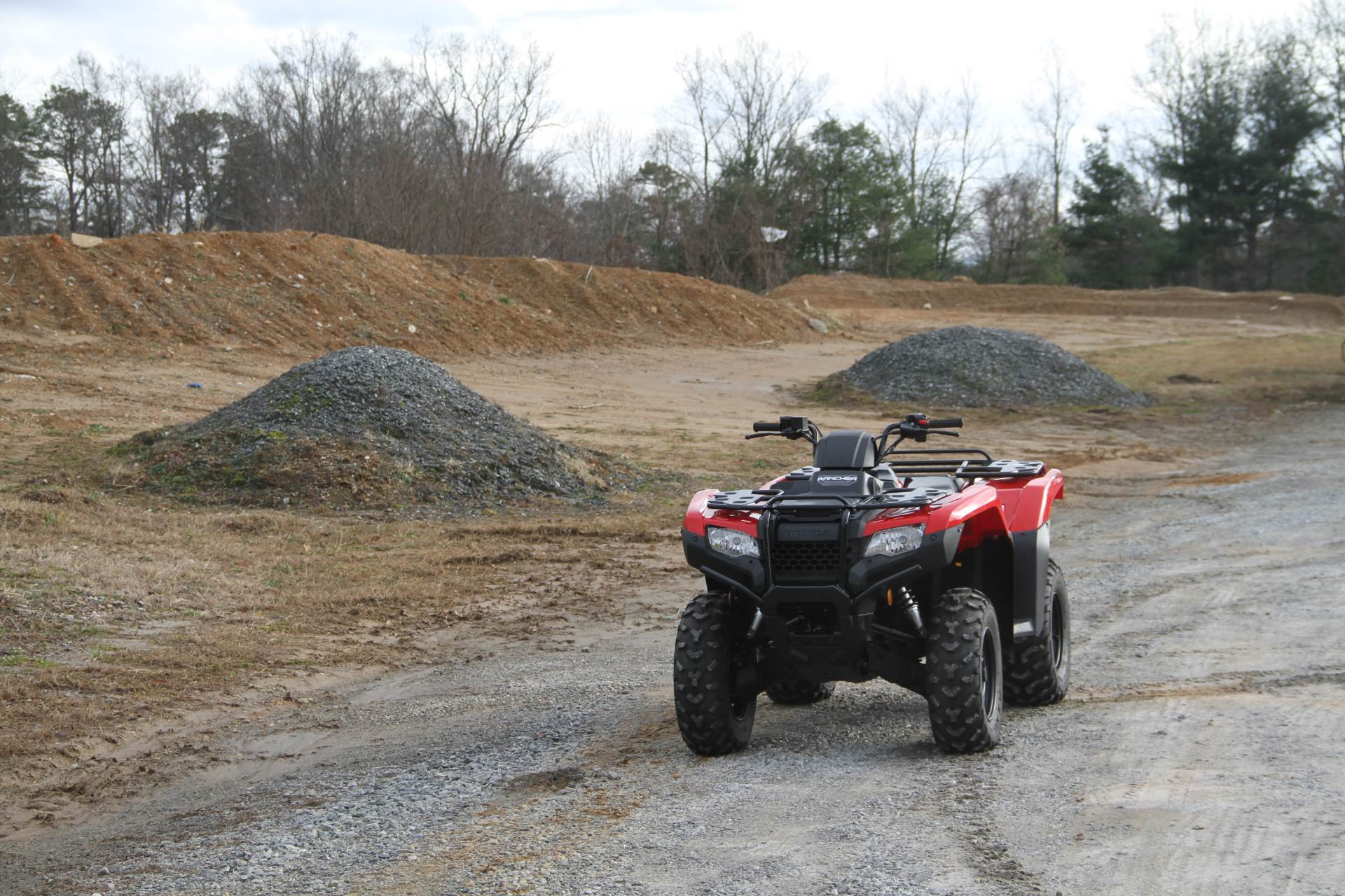 2020 Honda FourTrax Rancher 4x4 Automatic DCT IRS EPS in Hendersonville, North Carolina - Photo 18