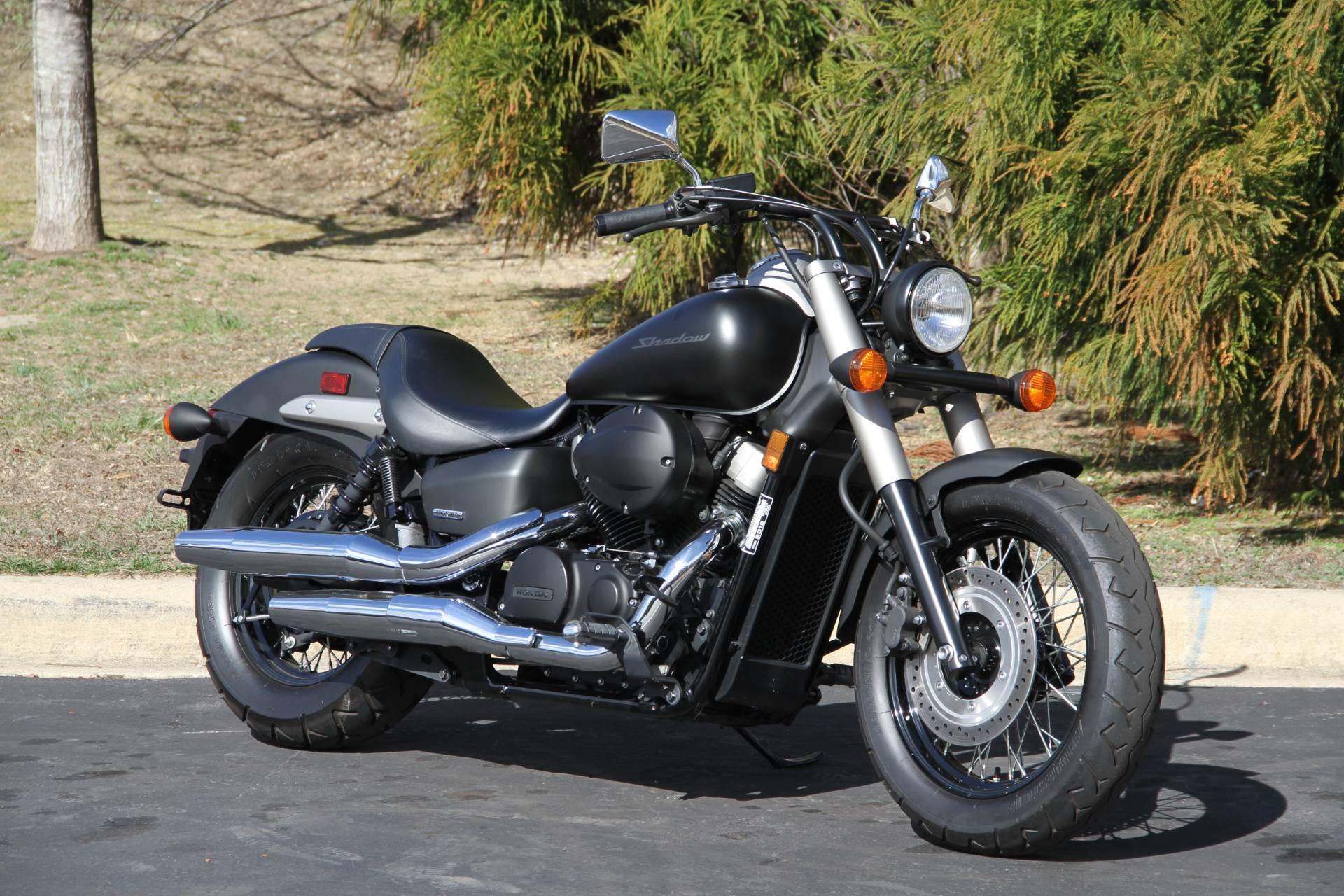 2012 Honda Shadow® Phantom in Hendersonville, North Carolina