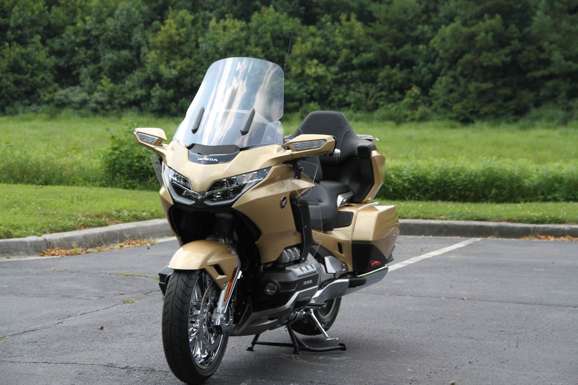 2018 Honda Gold Wing Tour Airbag Automatic DCT in Hendersonville, North Carolina - Photo 30