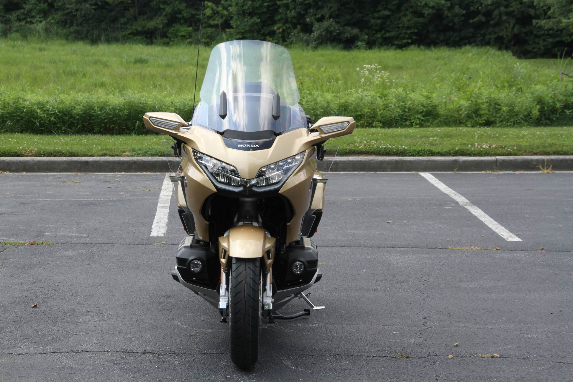 2018 Honda Gold Wing Tour Airbag Automatic DCT in Hendersonville, North Carolina - Photo 32