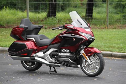 2018 Honda Gold Wing Tour Airbag Automatic DCT in Hendersonville, North Carolina - Photo 5