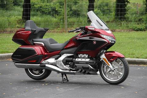 2018 Honda Gold Wing Tour Airbag Automatic DCT in Hendersonville, North Carolina - Photo 6