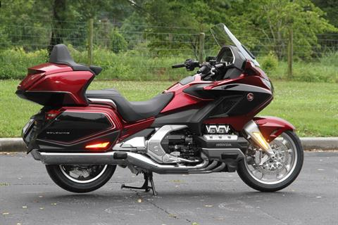 2018 Honda Gold Wing Tour Airbag Automatic DCT in Hendersonville, North Carolina - Photo 11
