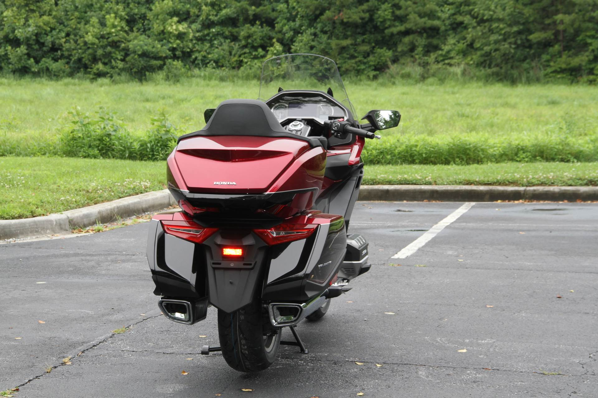2018 Honda Gold Wing Tour Airbag Automatic DCT in Hendersonville, North Carolina - Photo 15