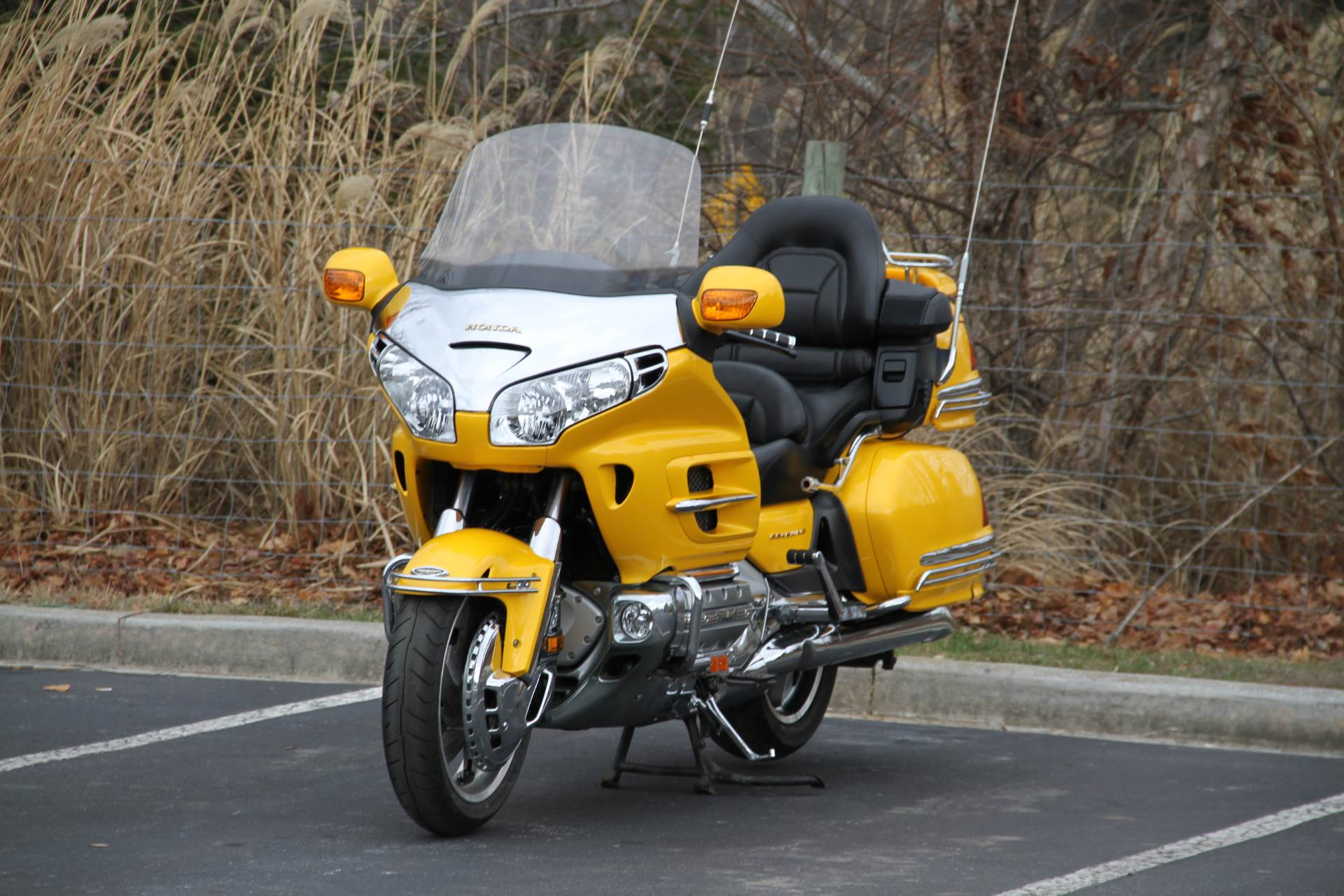 2001 Honda Gold Wing in Hendersonville, North Carolina