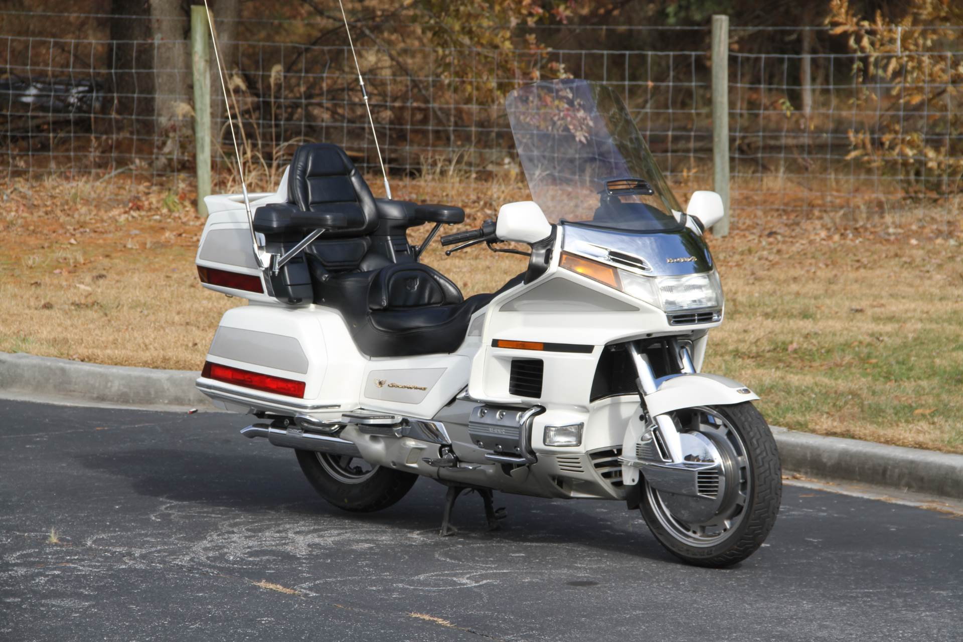 1996 Honda GOLDWING in Hendersonville, North Carolina - Photo 5