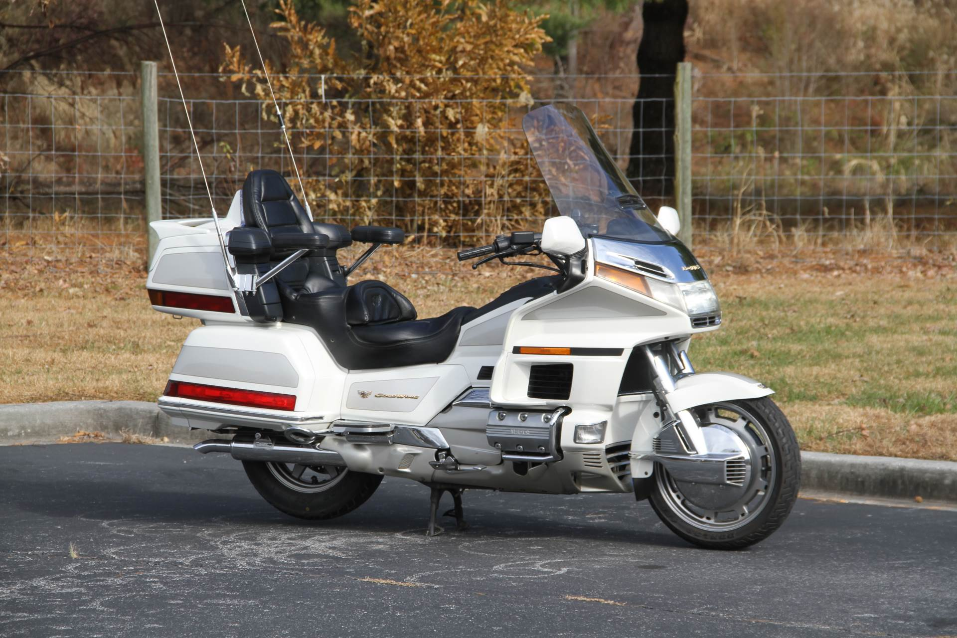 1996 Honda GOLDWING in Hendersonville, North Carolina - Photo 8