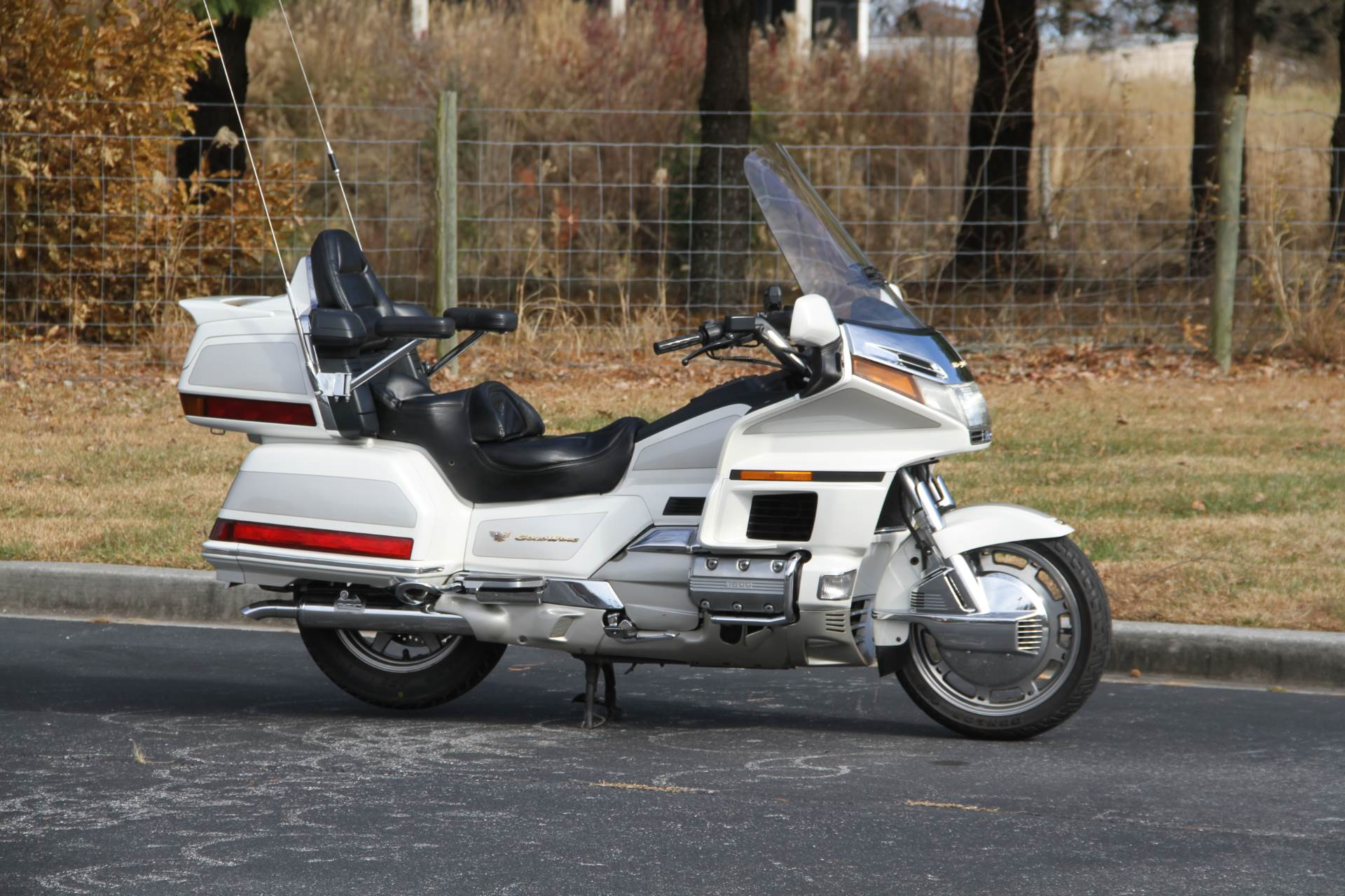 1996 Honda GOLDWING in Hendersonville, North Carolina - Photo 3