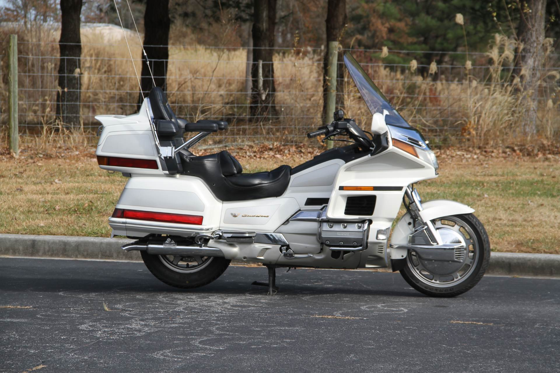 1996 Honda GOLDWING in Hendersonville, North Carolina - Photo 10