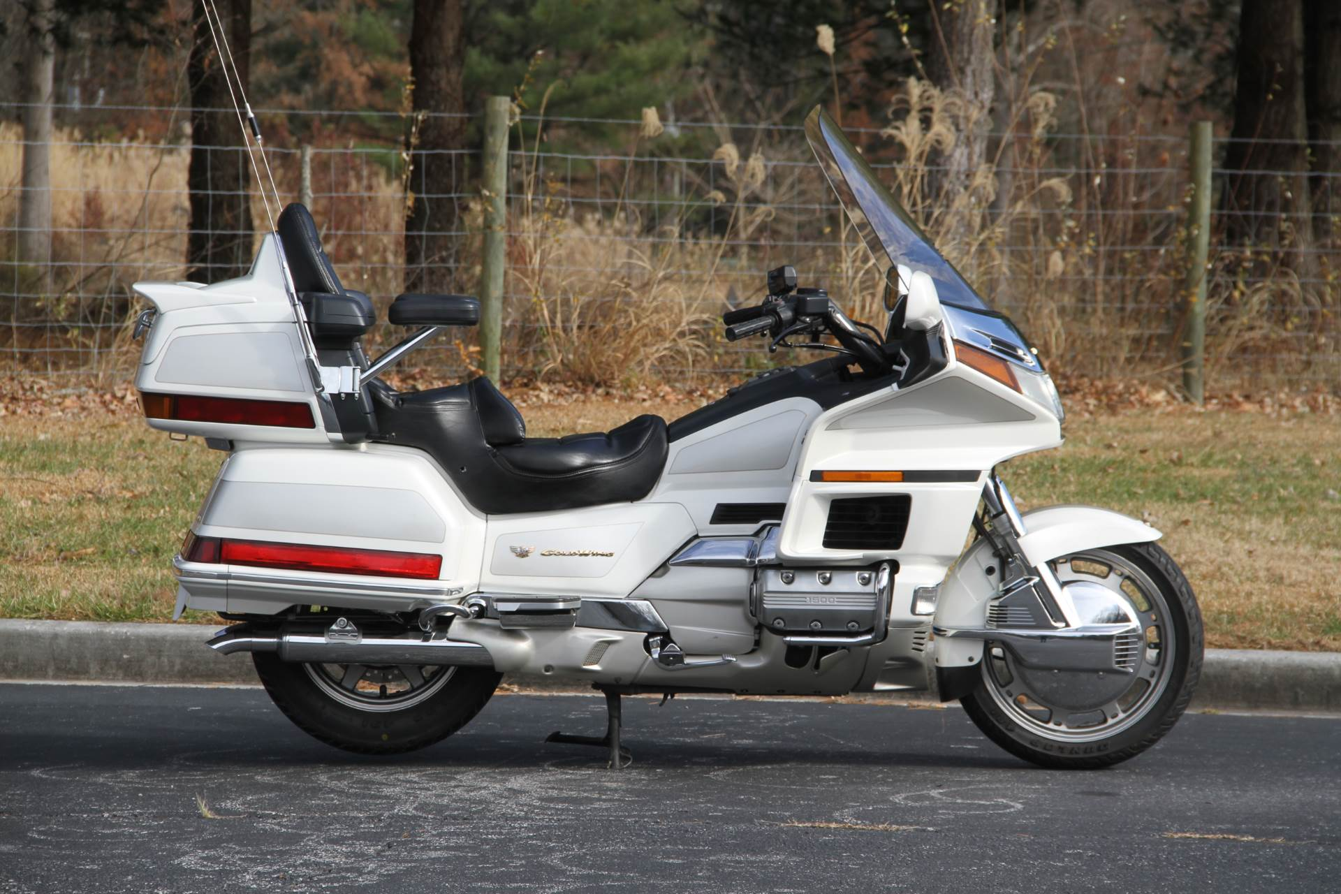 1996 Honda GOLDWING in Hendersonville, North Carolina - Photo 11