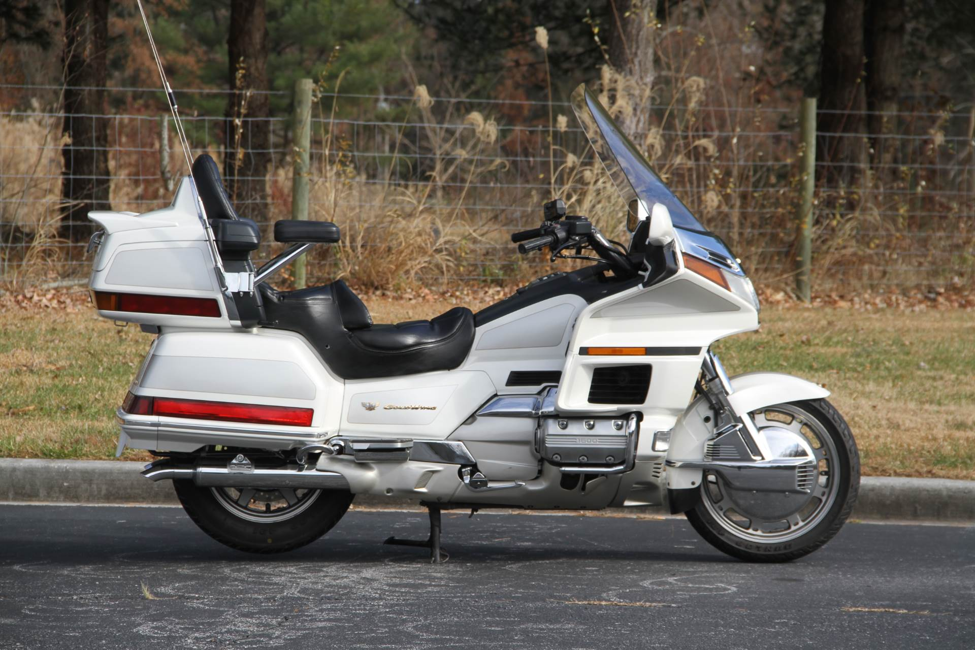 1996 Honda GOLDWING in Hendersonville, North Carolina - Photo 13