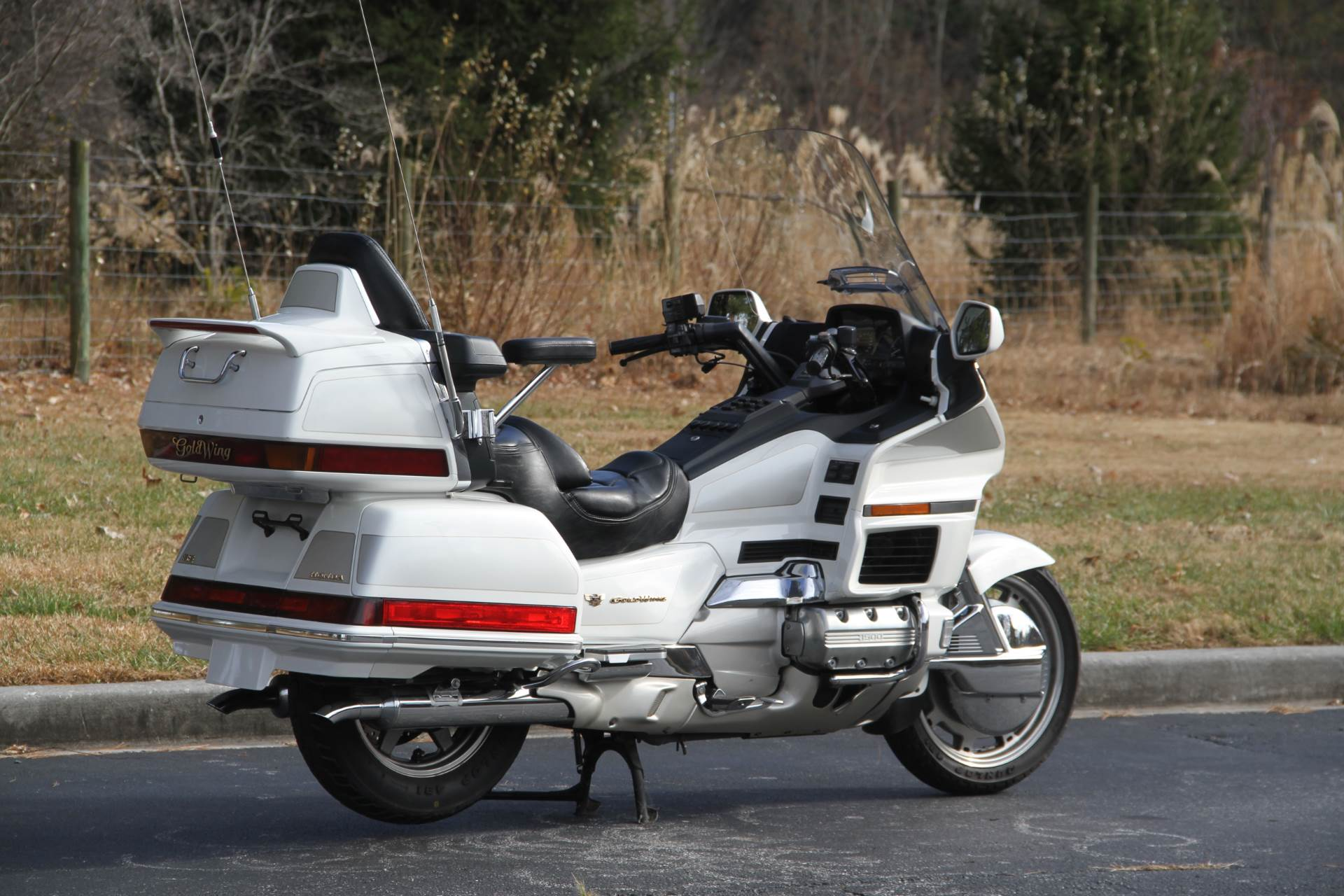 1996 Honda GOLDWING in Hendersonville, North Carolina - Photo 15